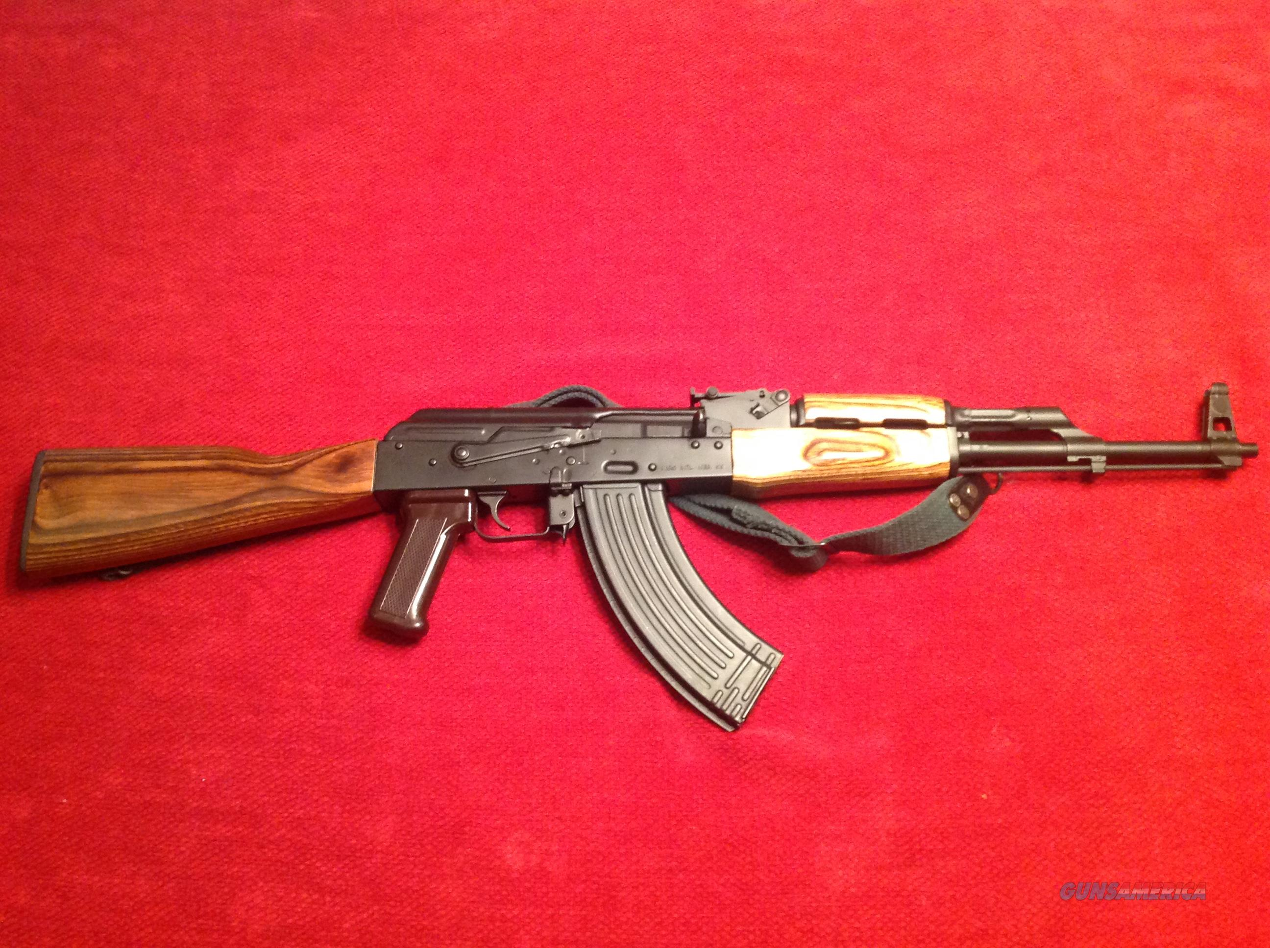 Maadi AKM with Laminated Wood  Guns > Rifles > AK-47 Rifles (and copies) > Full Stock