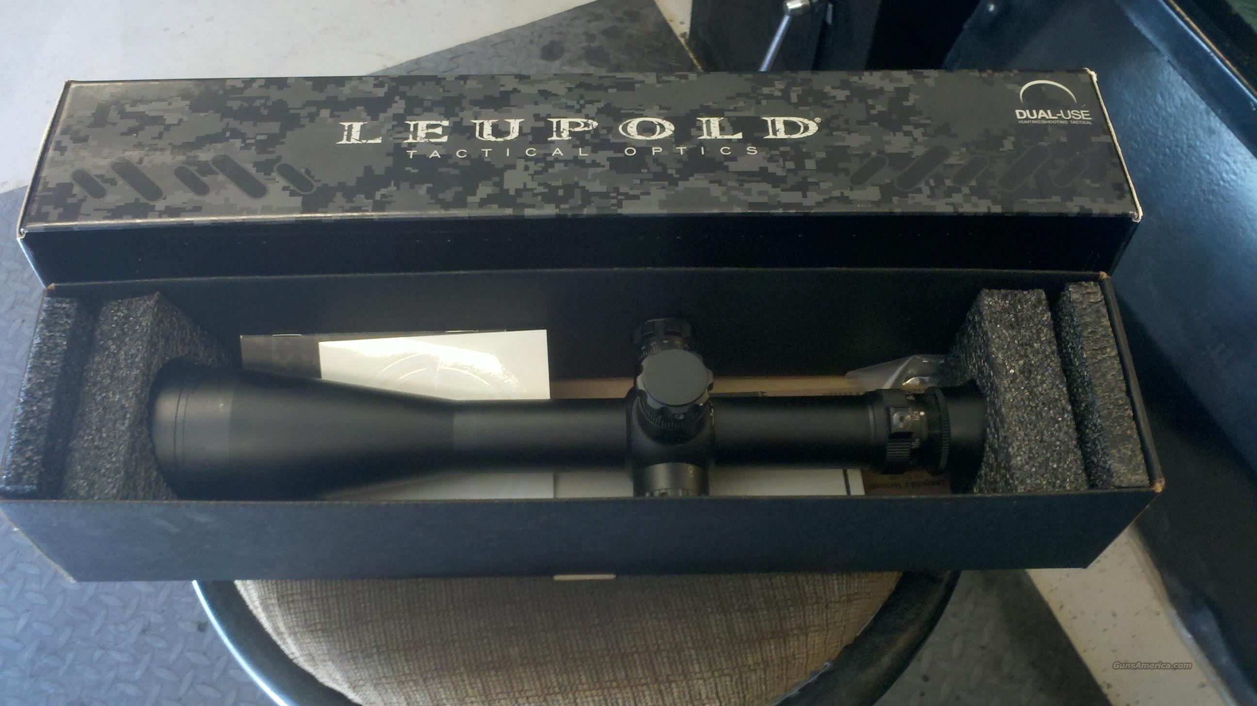 LEUPOLD MKIV 6X20  Non-Guns > Scopes/Mounts/Rings & Optics > Rifle Scopes > Variable Focal Length