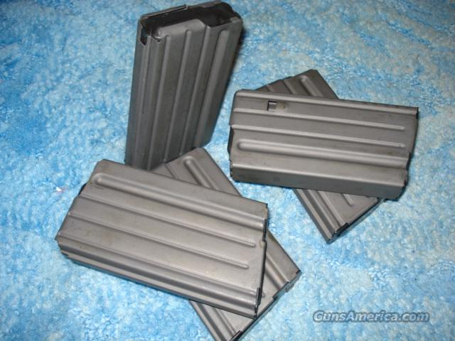AR-10 / SR-25 Magazines (5)  Non-Guns > Magazines & Clips > Rifle Magazines > AR-15 Type