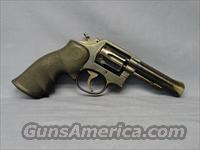 Smith & Wesson .38S&W Special CTG Revolver -  Model 10-8  Guns > Pistols > Smith & Wesson Revolvers > Model 10