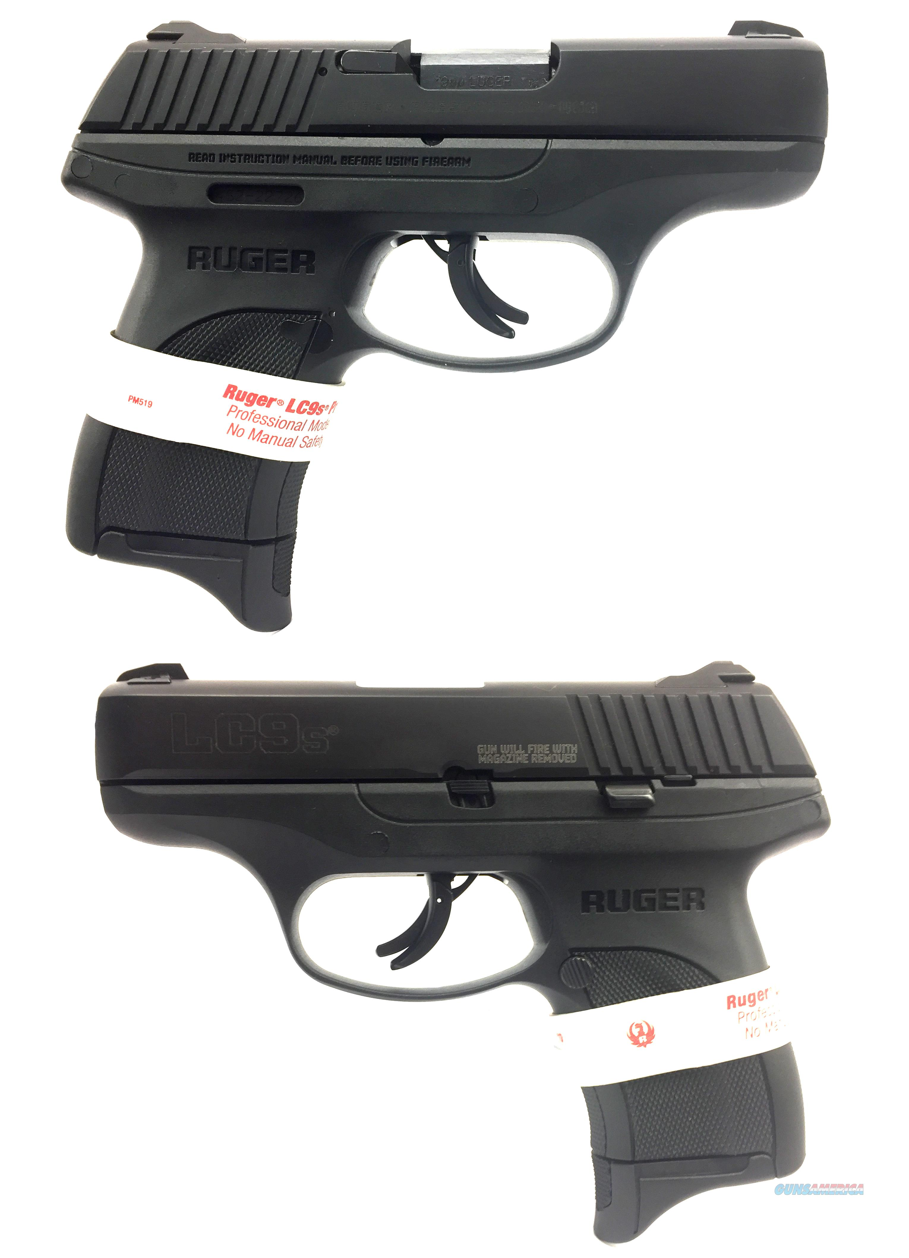 Ruger LC9S Pro  Guns > Pistols > Ruger Semi-Auto Pistols > LC9