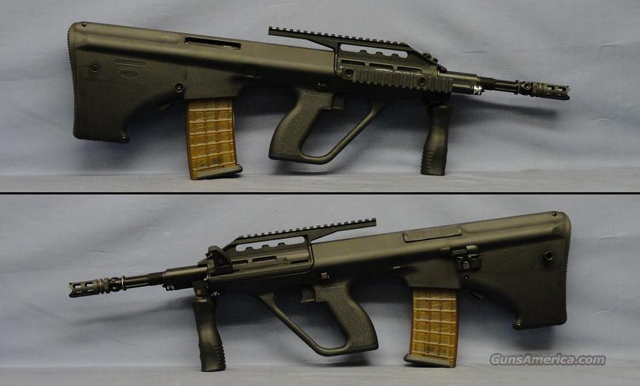 MSAR STG-556/CAL .223 S/A Model, x3 mags included - *Read Description*  Guns > Rifles > MN Misc Rifles