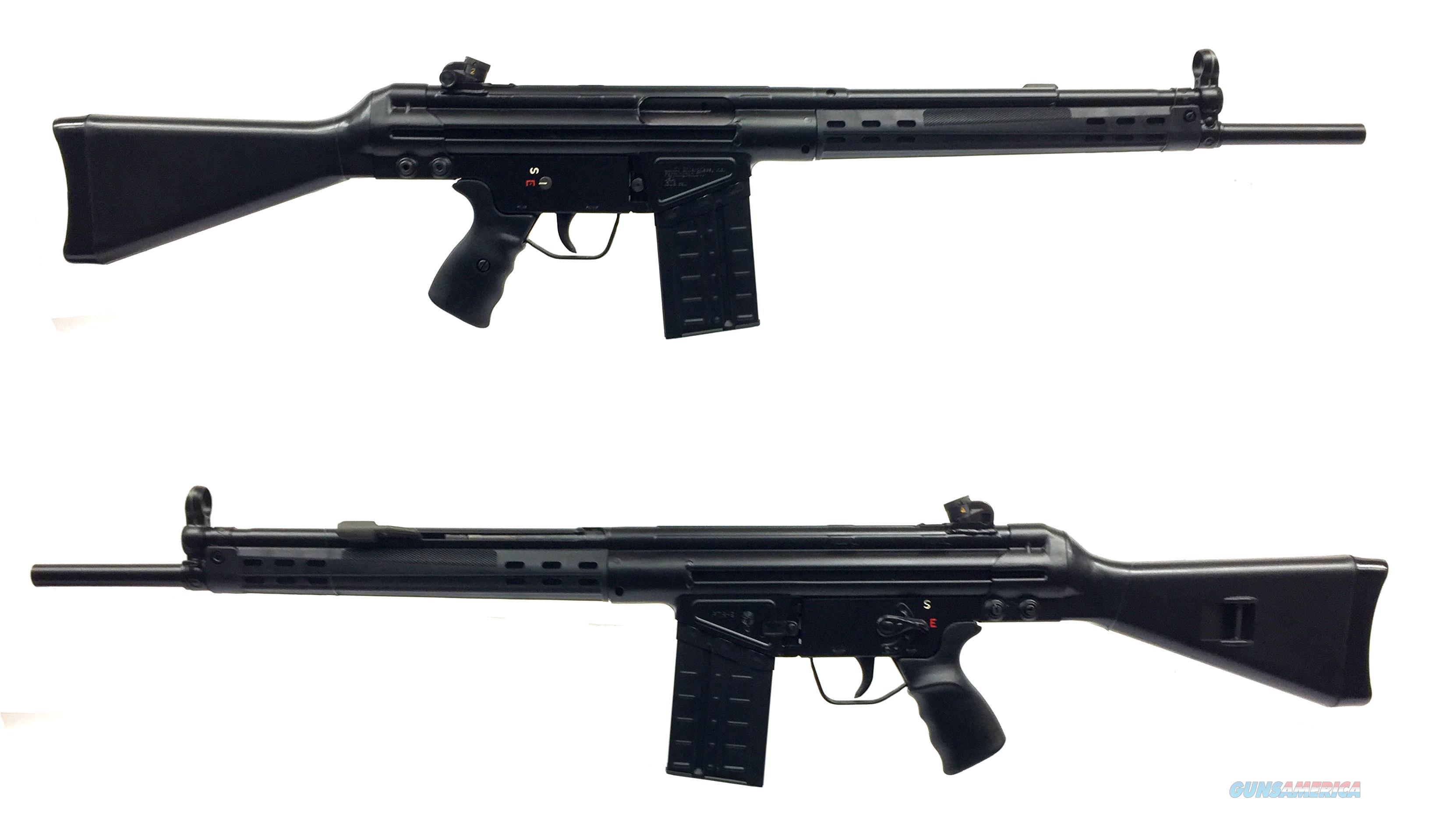 PTR 91 Semi-Automatic Rifle (Price Reduced)  Guns > Rifles > PTR Rifles