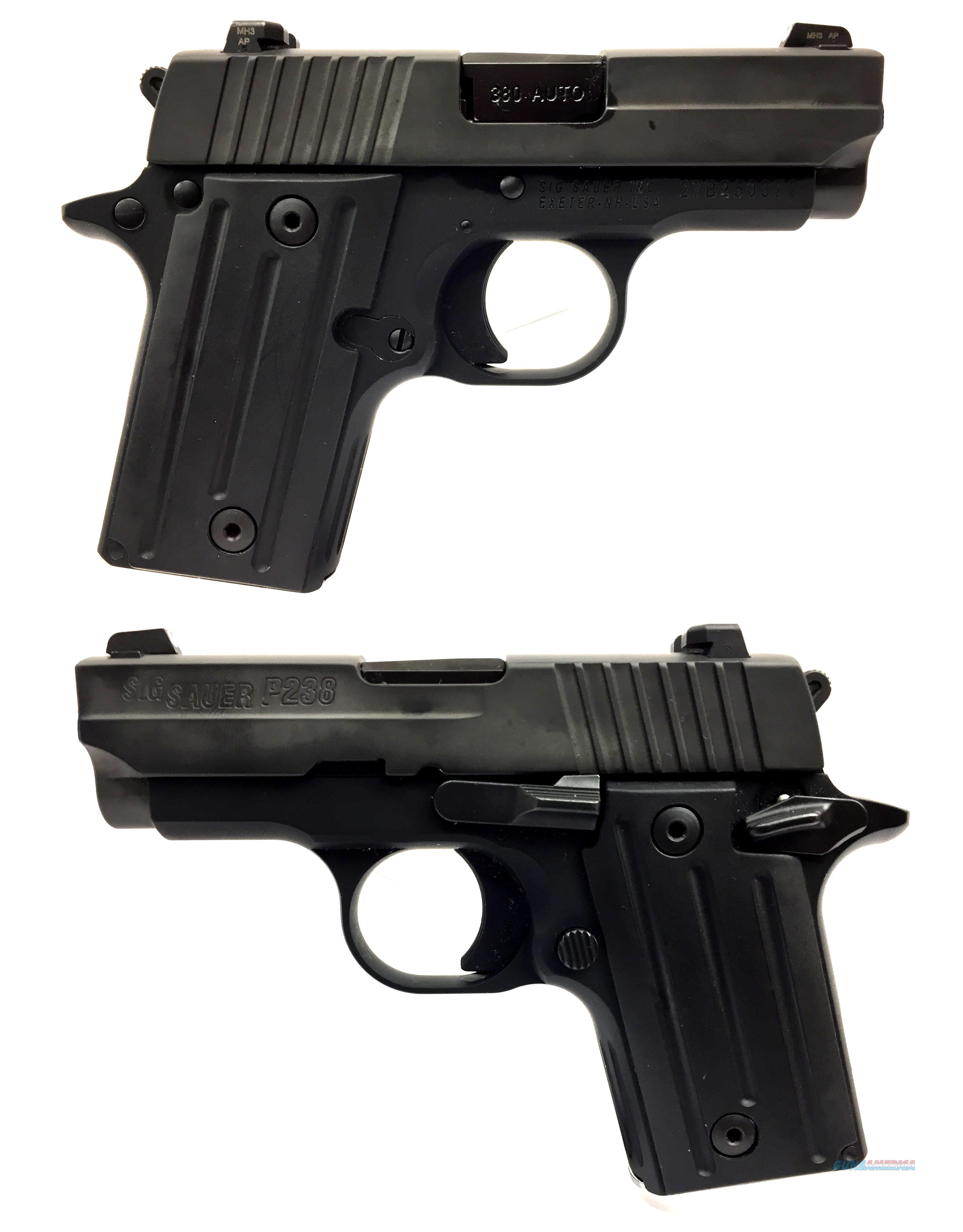 Sig Sauer P238 Nitron Micro-Compact  Guns > Pistols > Sig - Sauer/Sigarms Pistols > P238