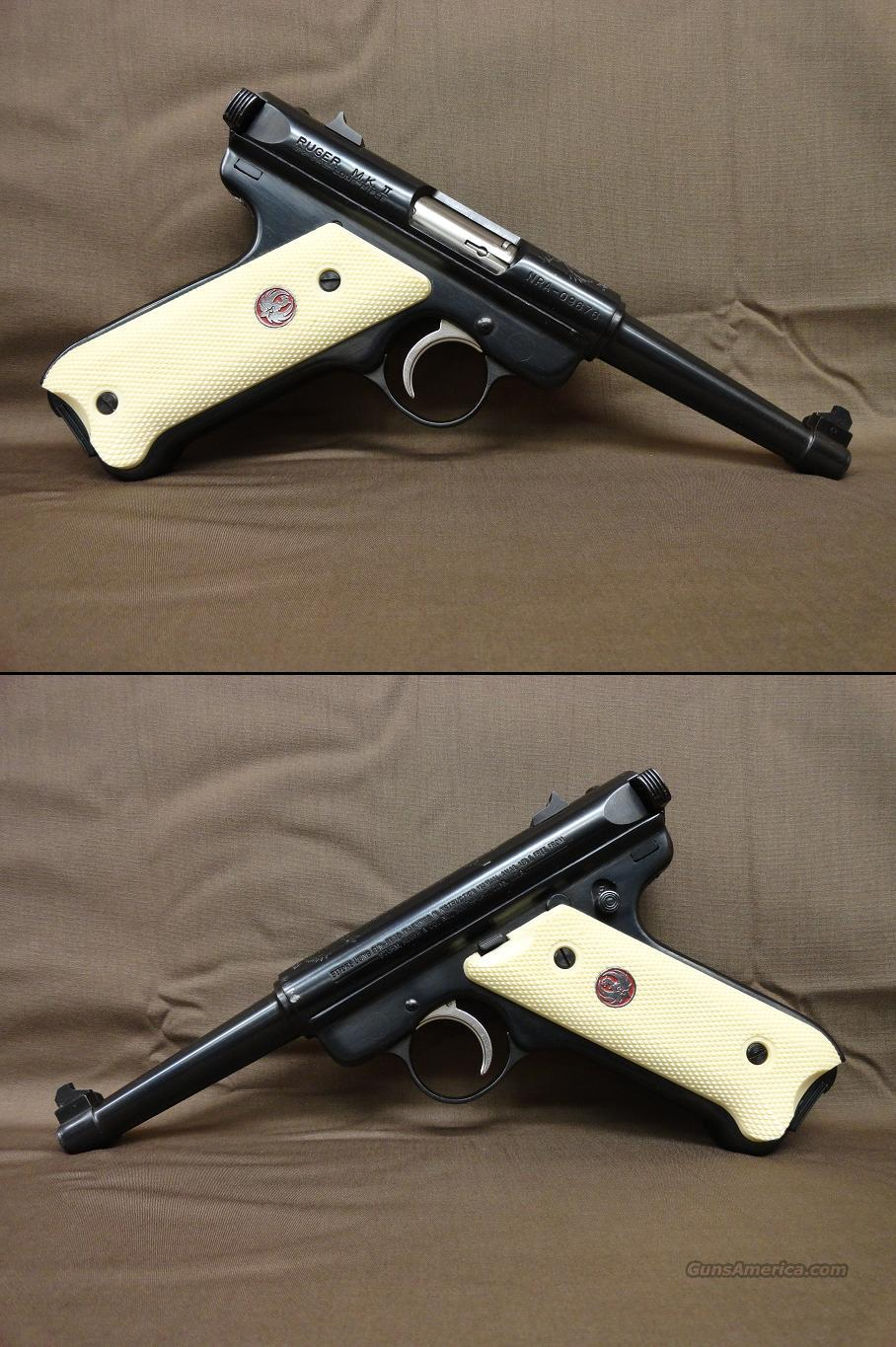 ruger mkii special edition mk4 nra commemorat for sale