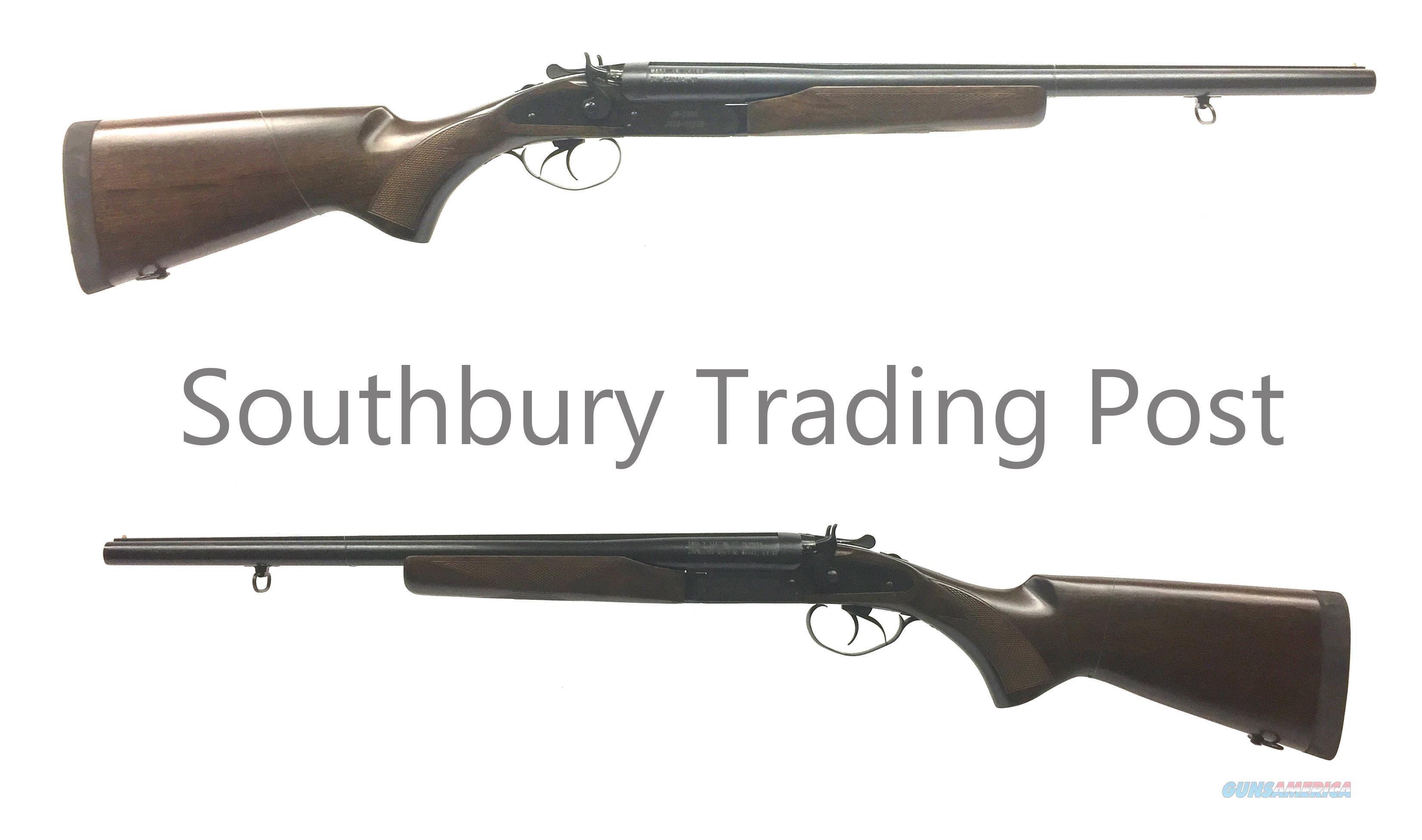Century Arms JW2000 Coachgun 20 Gauge Shotgun  Guns > Shotguns > Century International Arms - Shotguns > Shotguns