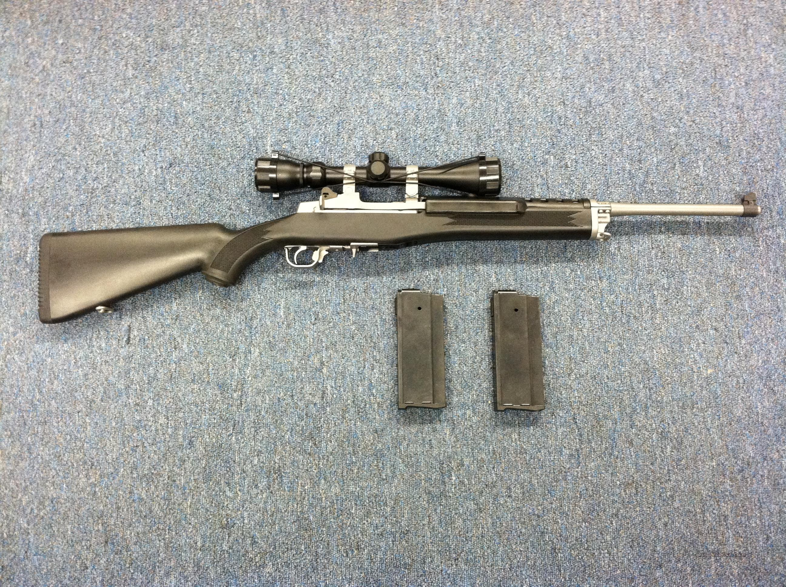 Ruger Mini-14 Stainless Ranch Rifle 6.8spc  Guns > Rifles > Ruger Rifles > Mini-14 Type