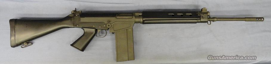 DSArms SA58 FAL Standard Rifle .308 Cal.  Guns > Rifles > DSA Rifles (DS Arms) > FAL type