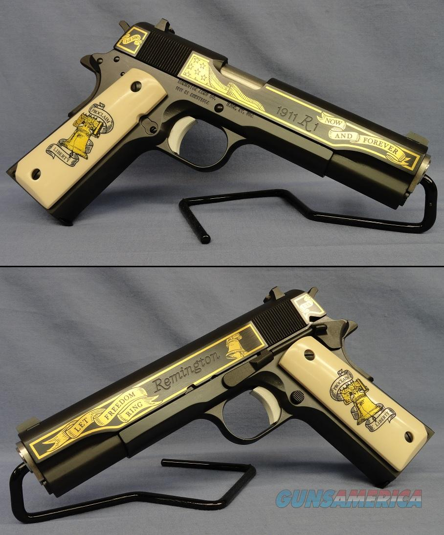 Remington R1 Liberty Bell 1911 45acp One Of For Sale
