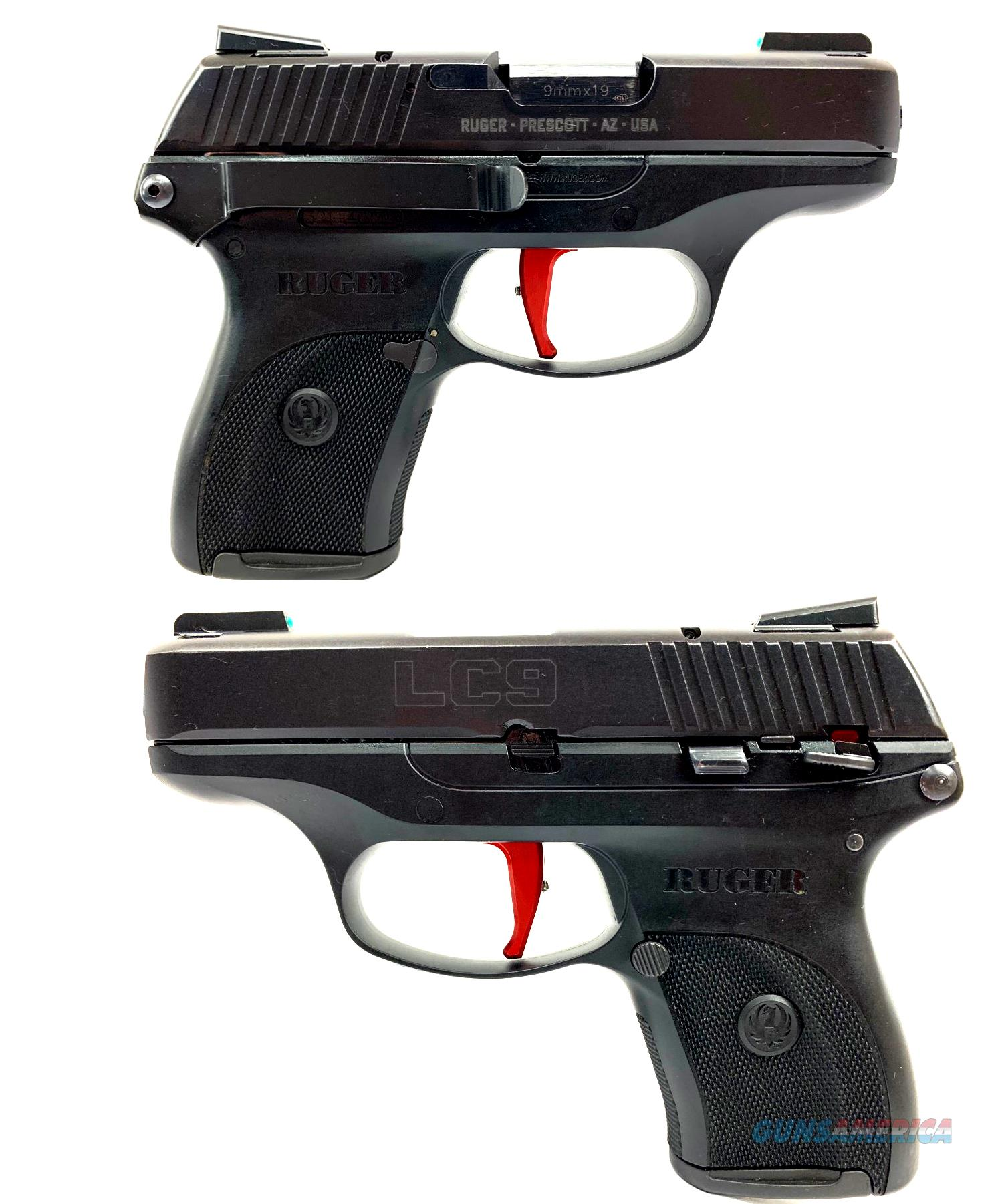 Ruger LC9 Semi-Automatic 9MM Pistol W/ Upgrades  Guns > Pistols > Ruger Semi-Auto Pistols > LC9