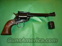 RUGER new mod. Single Six .22mag & .22l/r  Guns > Pistols > Ruger Single Action Revolvers > Single Six Type