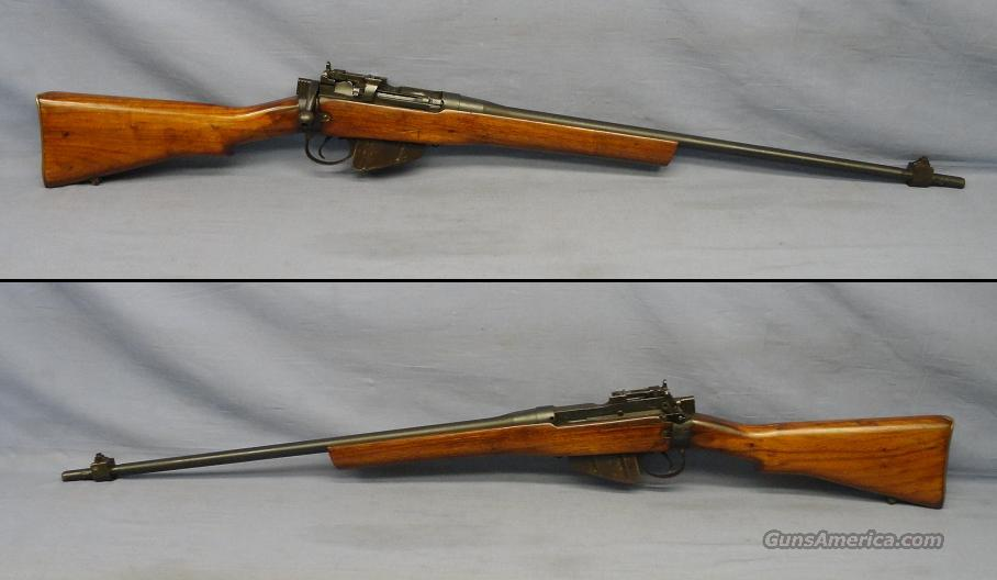 Lee-Enfield No 4. MK1* .303 Rifle - Circa 1944  Guns > Rifles > Enfield Rifle