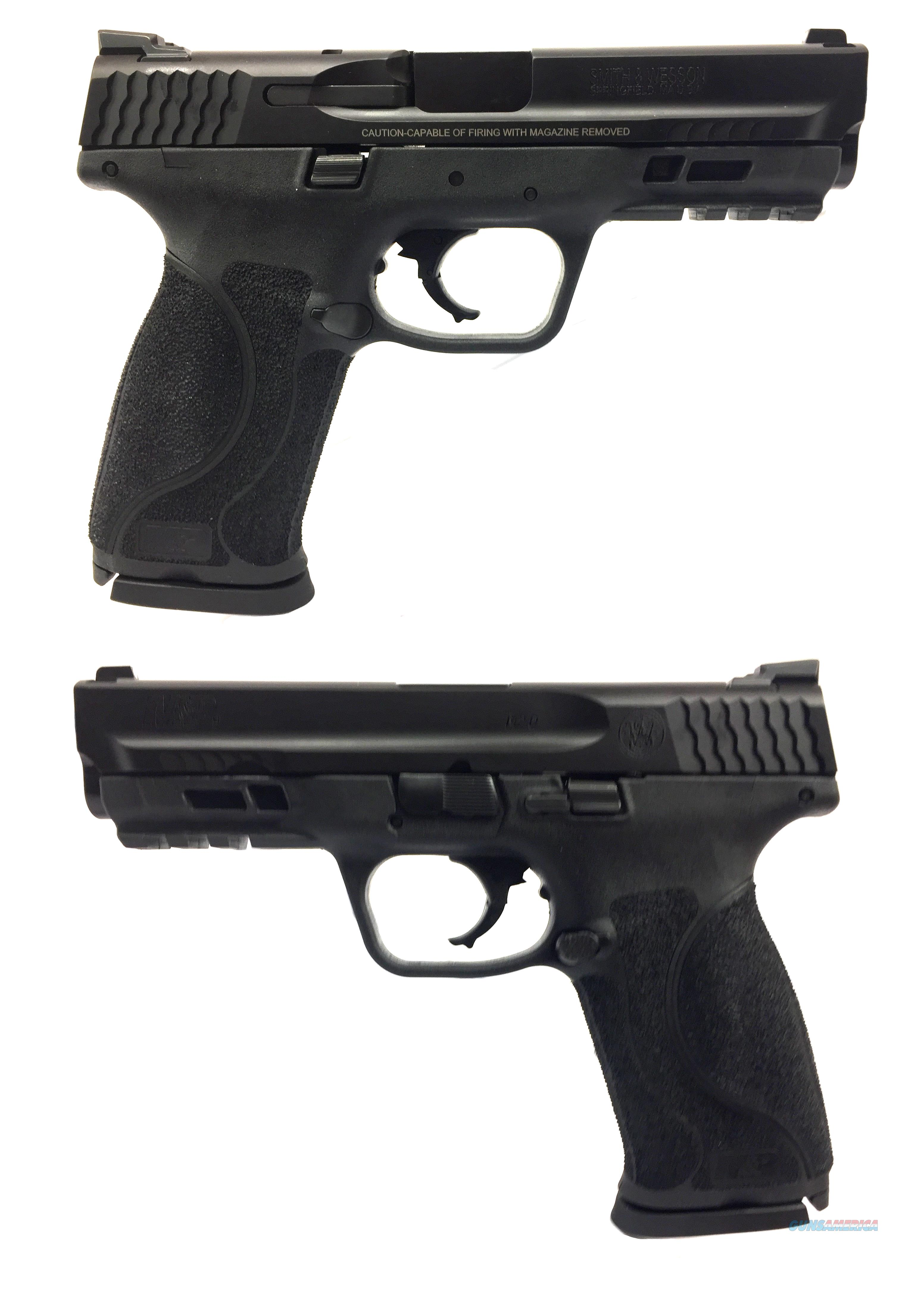 Smith & Wesson M&P 9 M2.0   Guns > Pistols > Smith & Wesson Pistols - Autos > Polymer Frame