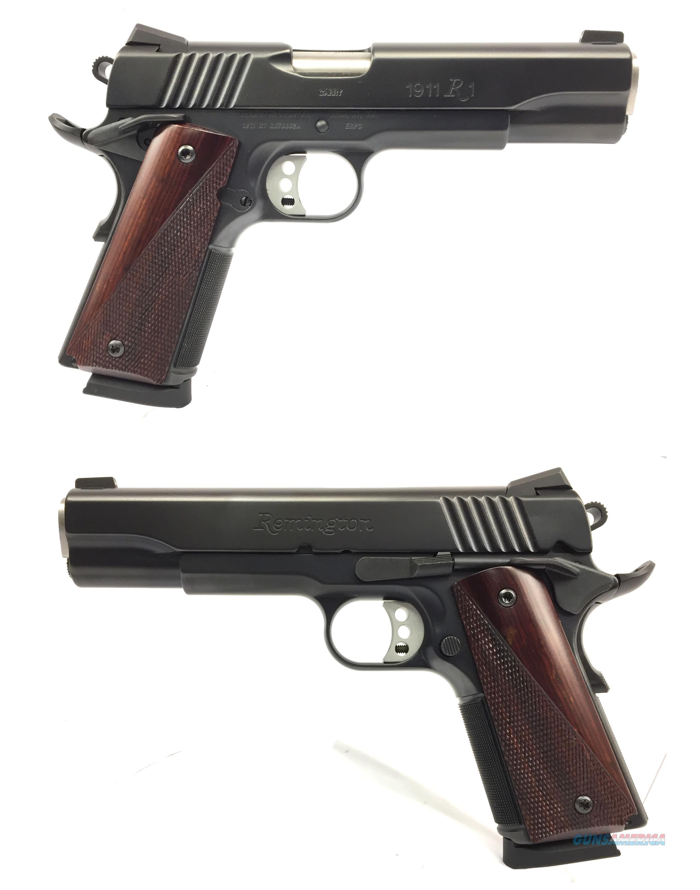 Remington 1911 R1 .45 Carry Model  Guns > Pistols > Remington Pistols - Modern > 1911