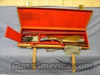 "Beretta S.56E 12ga O/U 3"" chamber - Never Fired -  Classic Case included  Guns > Shotguns > Beretta Shotguns > O/U > Trap/Skeet"