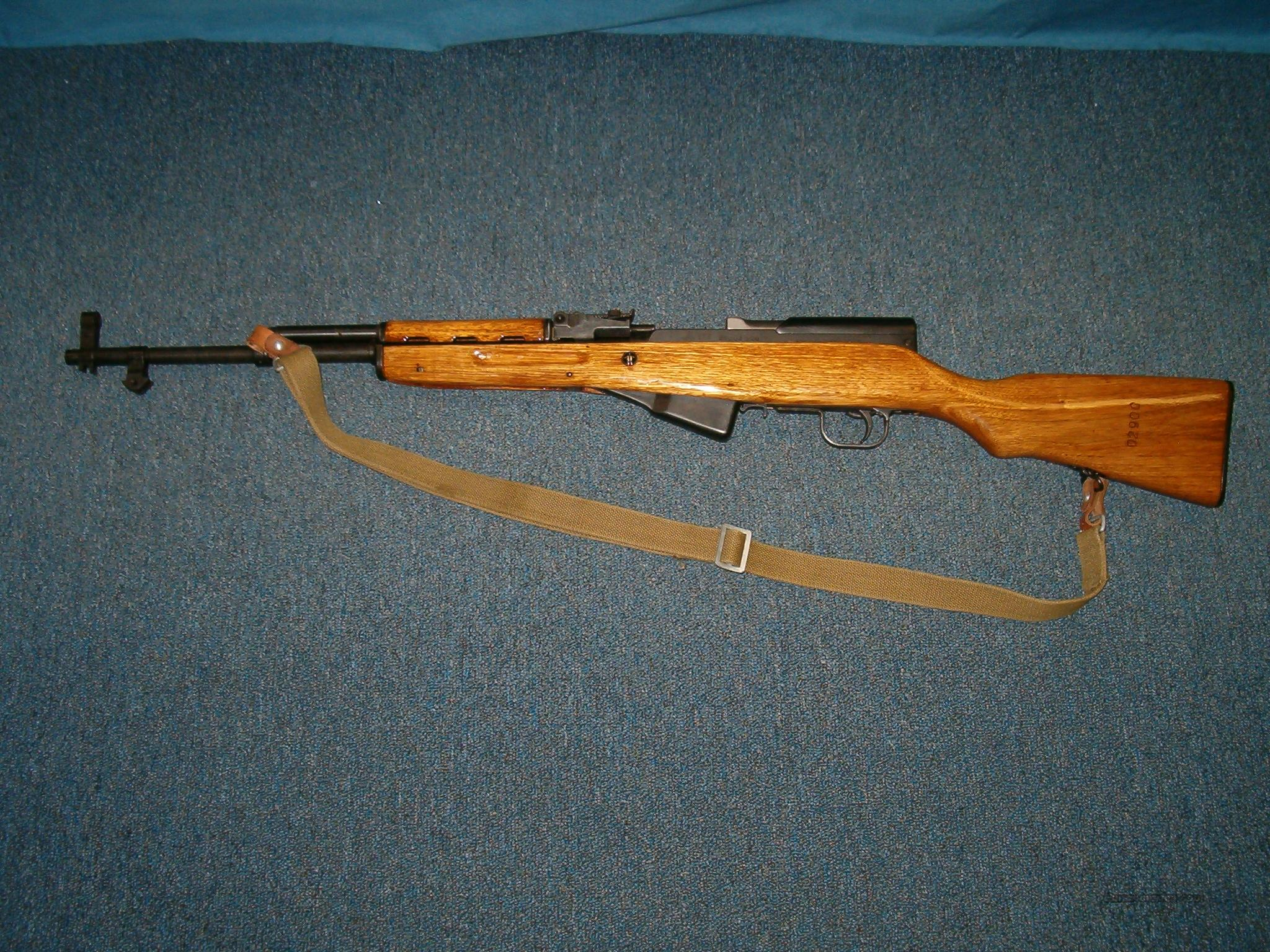 SKS 7.62x39 Rifle-Made in China  Guns > Rifles > SKS Rifles