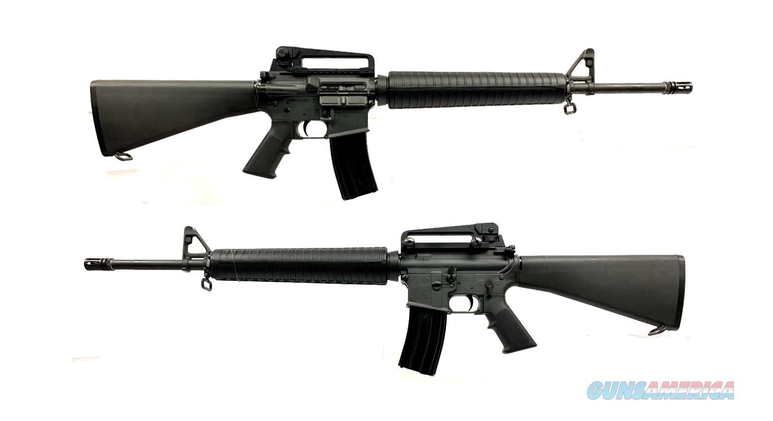 Colt Sporter Competition Pre-Ban Semi-Automatic Rifle  Guns > Rifles > Colt Military/Tactical Rifles