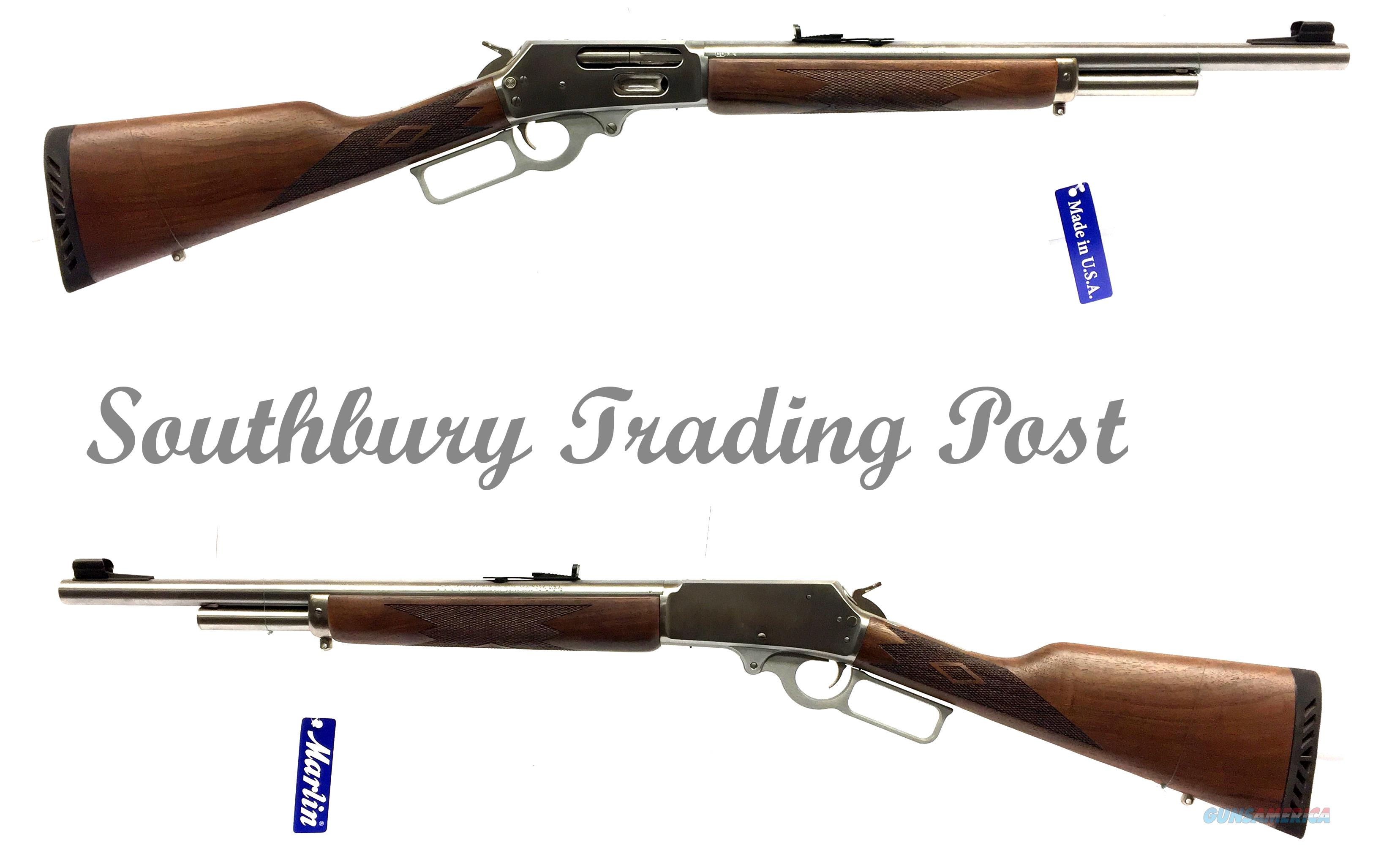 Marlin Model 1895 Big Bore Lever-Action Rifle  Guns > Rifles > Marlin Rifles > Replica