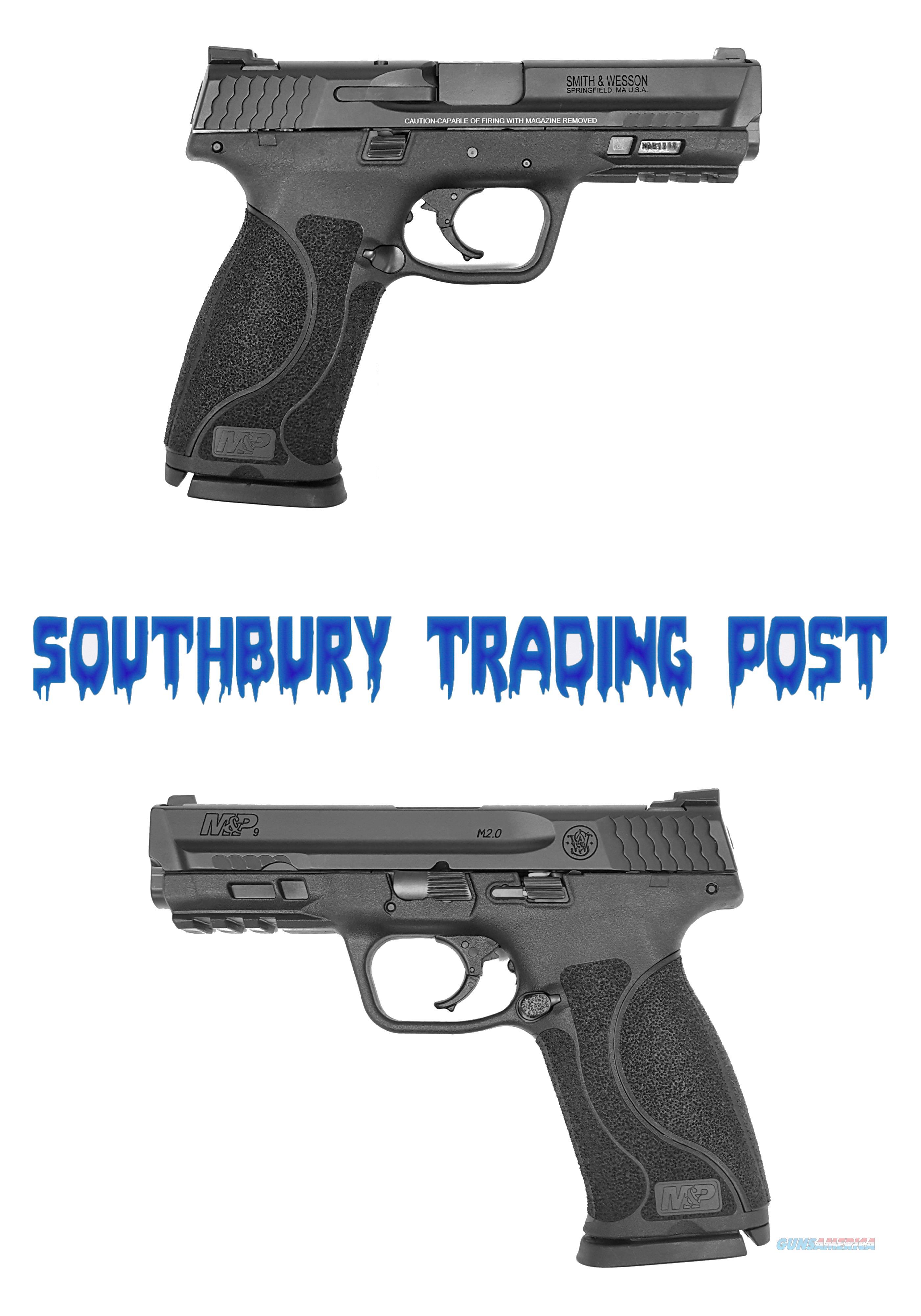 Smith & Wesson M&P9 M2.0 Semi-Automatic Pistol  Guns > Pistols > Smith & Wesson Pistols - Autos > Polymer Frame