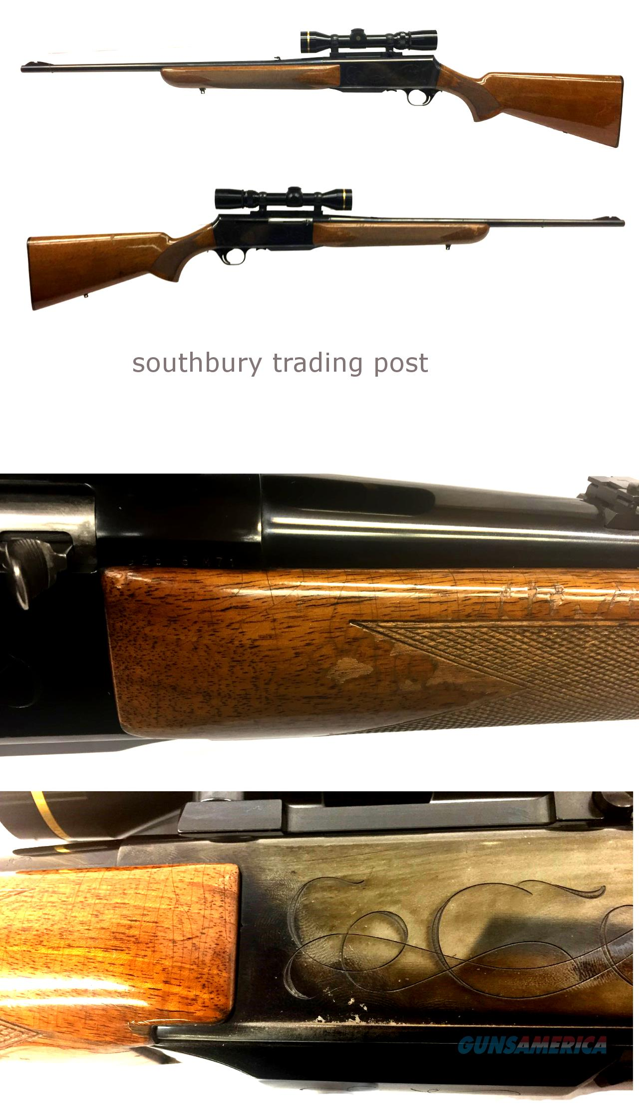 Browning Grade II BAR 30-06 Rifle  Guns > Rifles > Browning Rifles > Semi Auto > Hunting