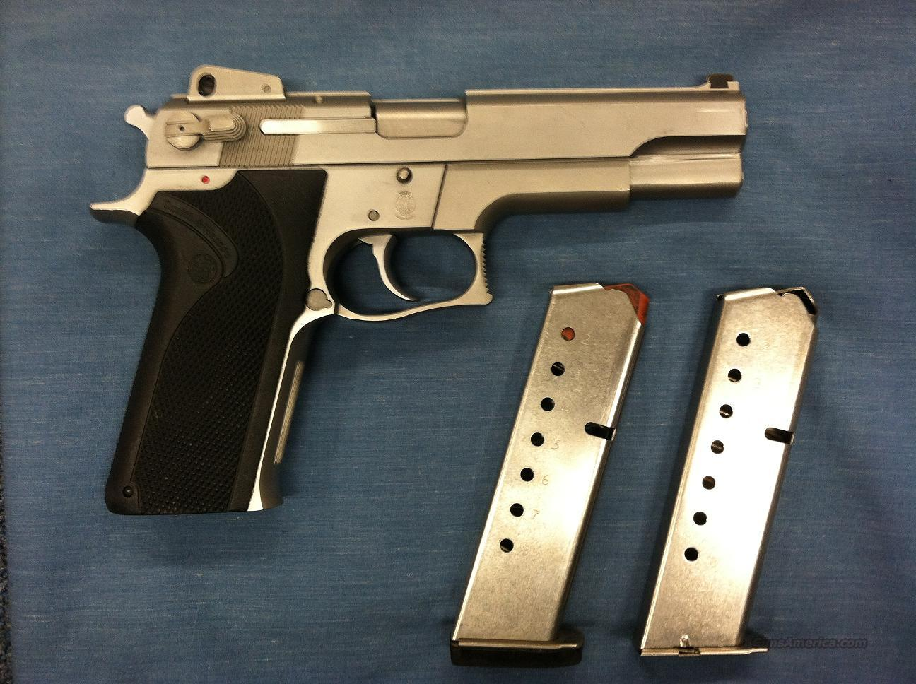 Smith and wesson airsoft guns