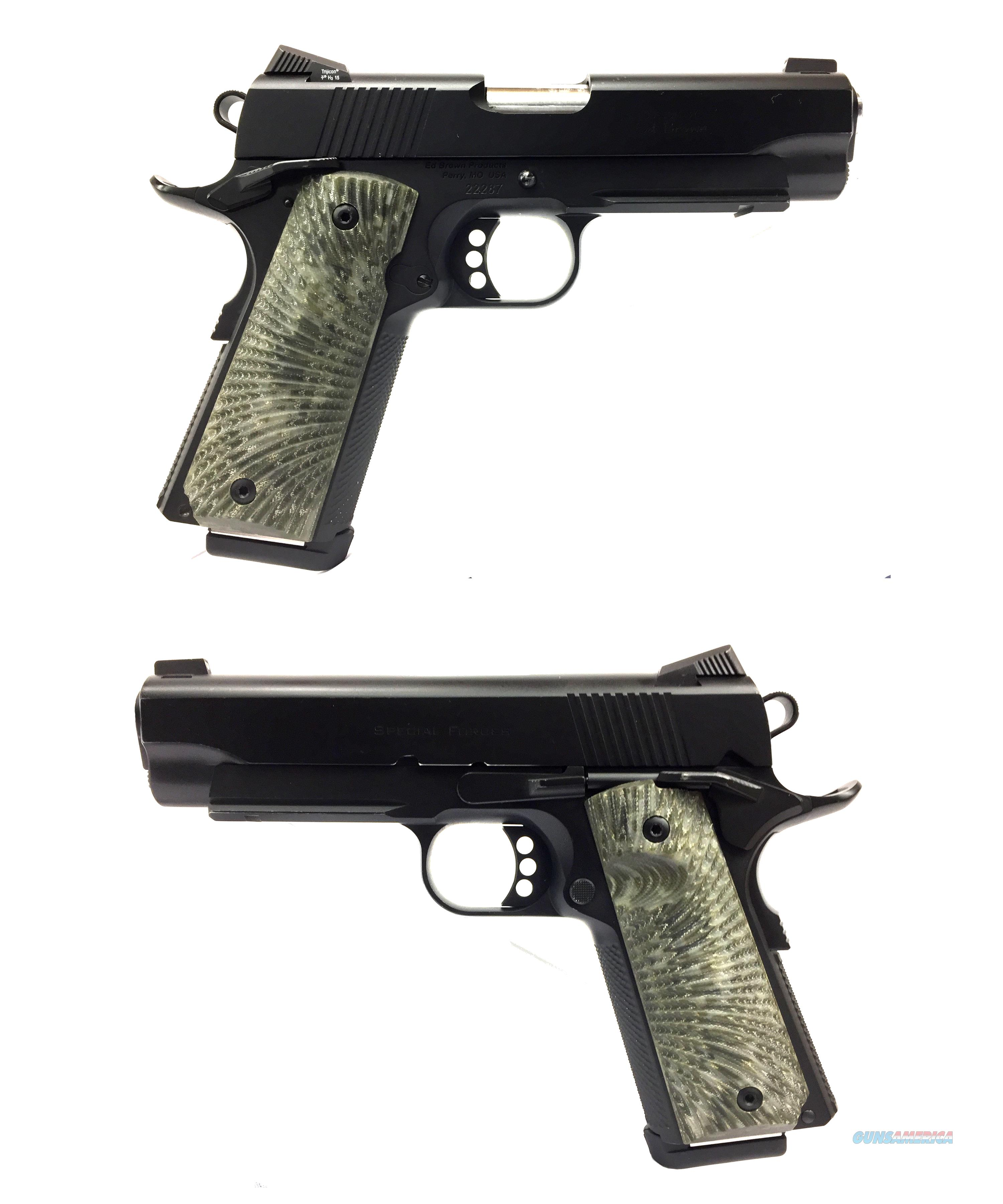 Ed Brown Special Forces .45 ACP 1911 *Reduced*  Guns > Pistols > Ed Brown Pistols