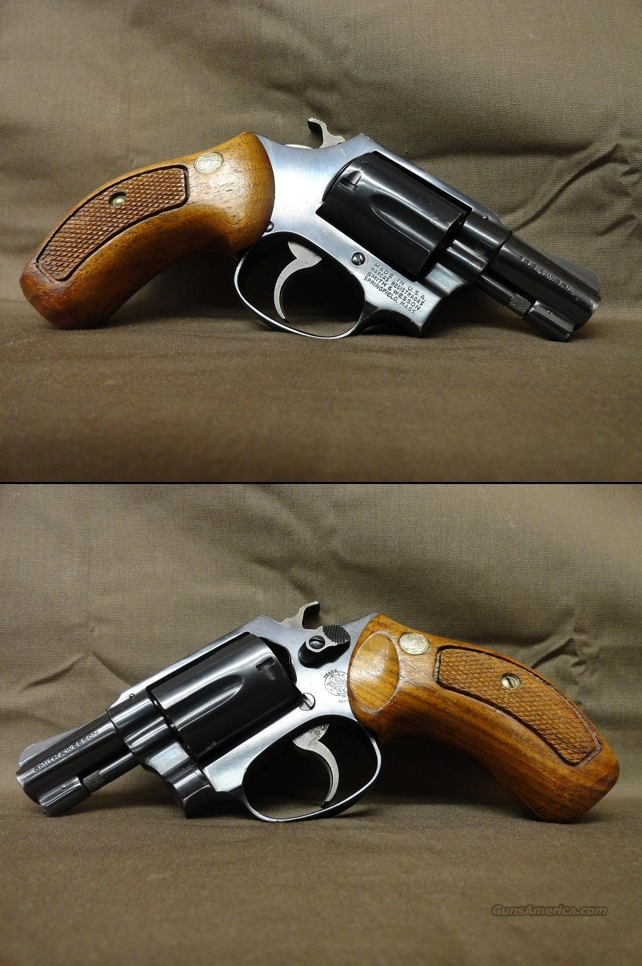 Smith & Wesson Model 36 .38S&W Special Revolver  Guns > Pistols > Smith & Wesson Revolvers > Model 10