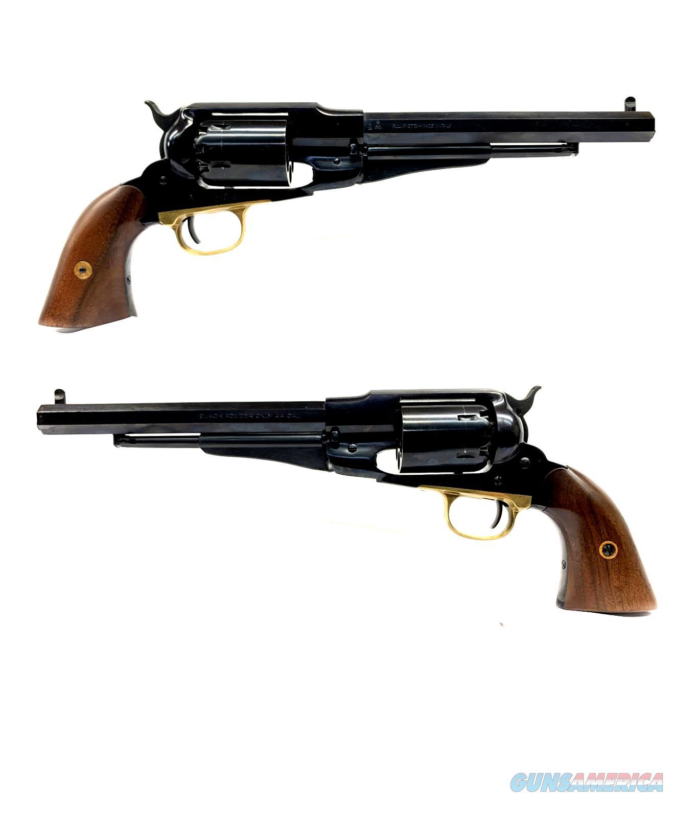 Pietta Model 1858 New Army .44-Caliber Black Powder Revolver  Guns > Pistols > Pietta Pistols