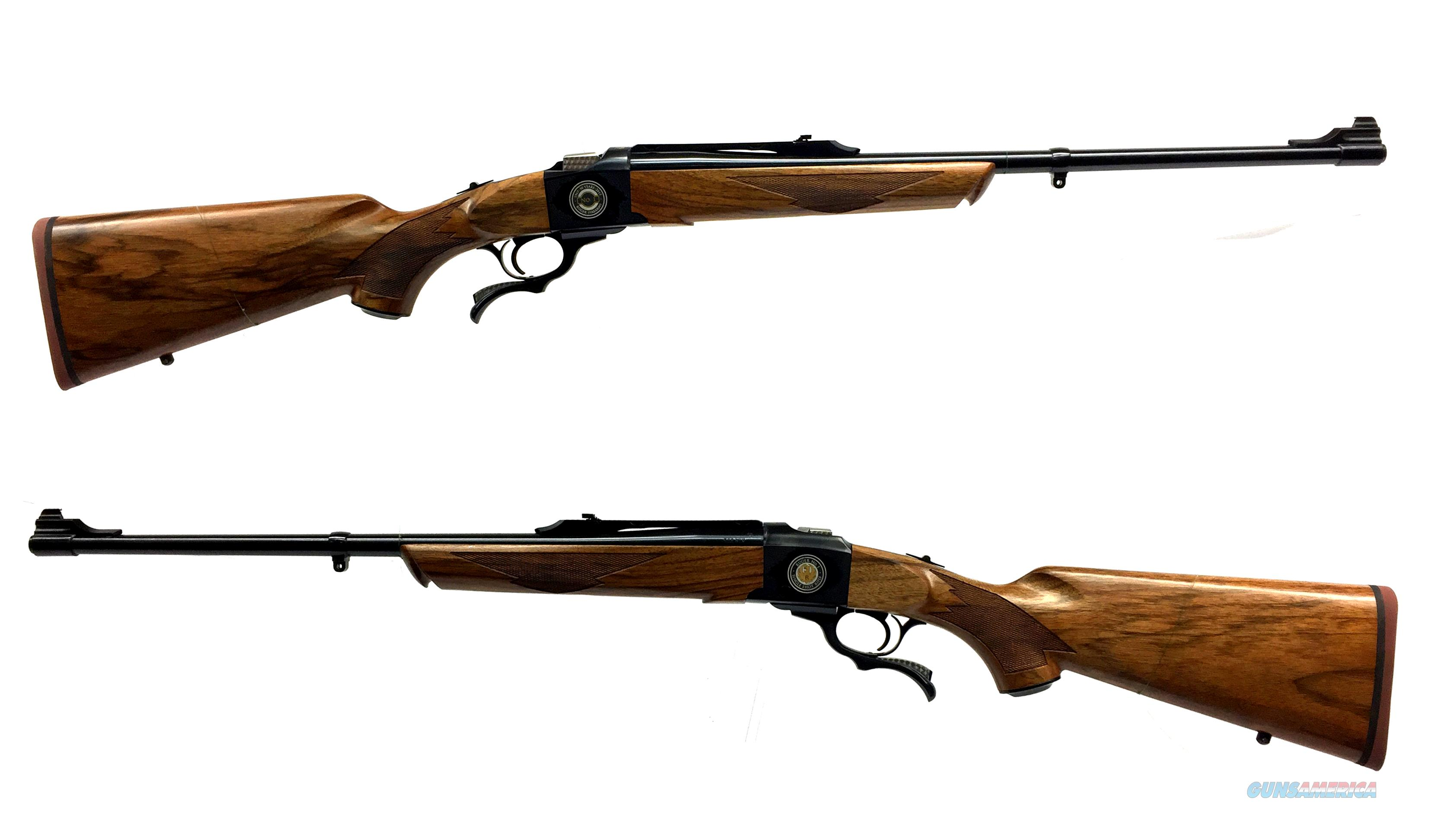Ruger No.1 Single-Shot 50 Year Anniversary Rifle  Guns > Rifles > Ruger Rifles > #1 Type