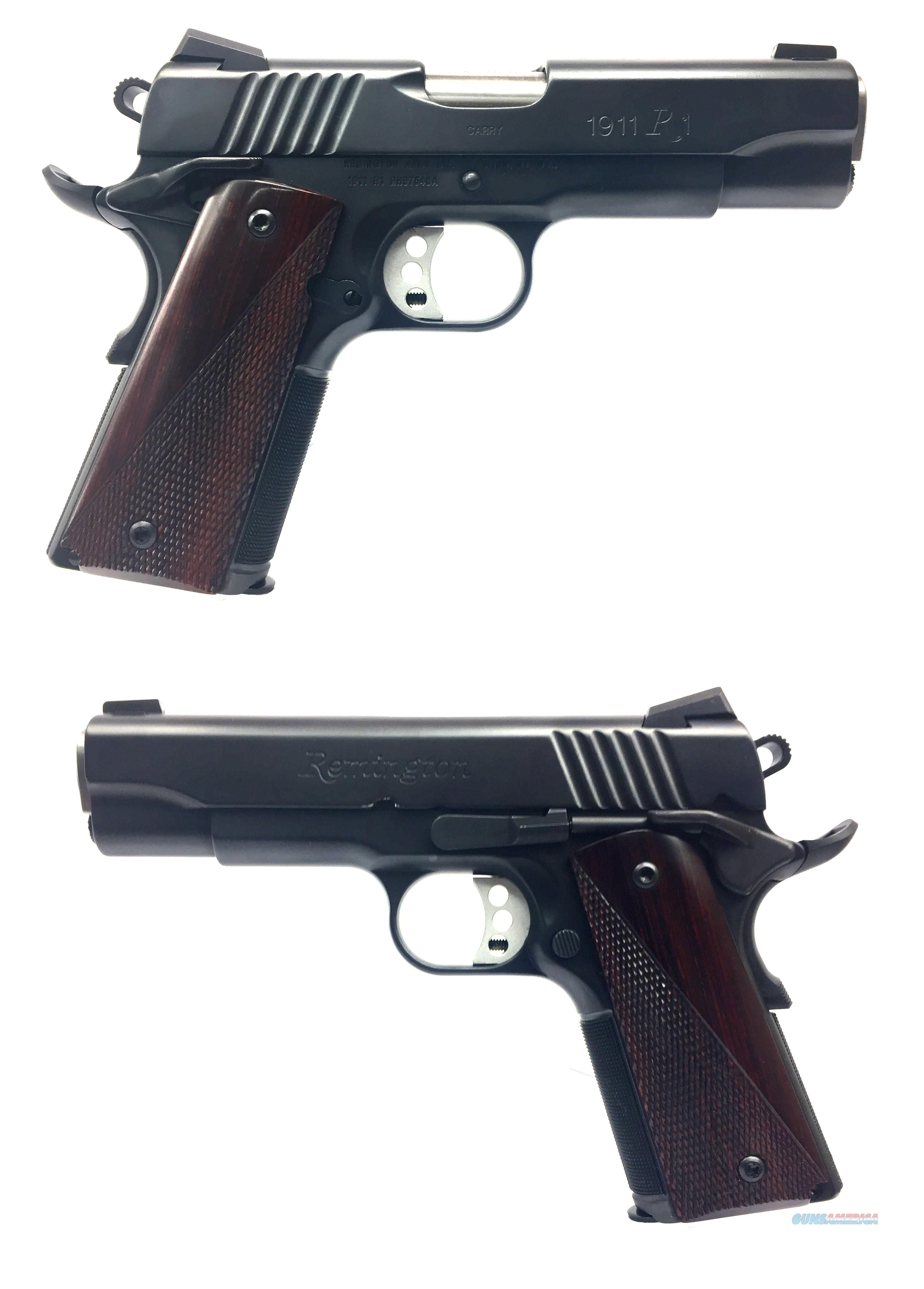 Remington 1911 R1 Carry Commander .45 Acp  Guns > Pistols > Remington Pistols - Modern > 1911