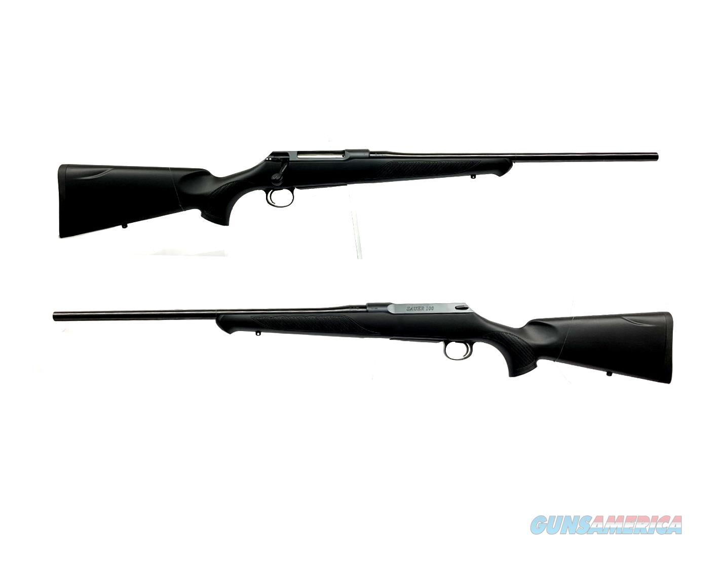 Sauer Model 100 Bolt-Action .270 WINCHESTER Rifle  Guns > Rifles > Sauer Rifles