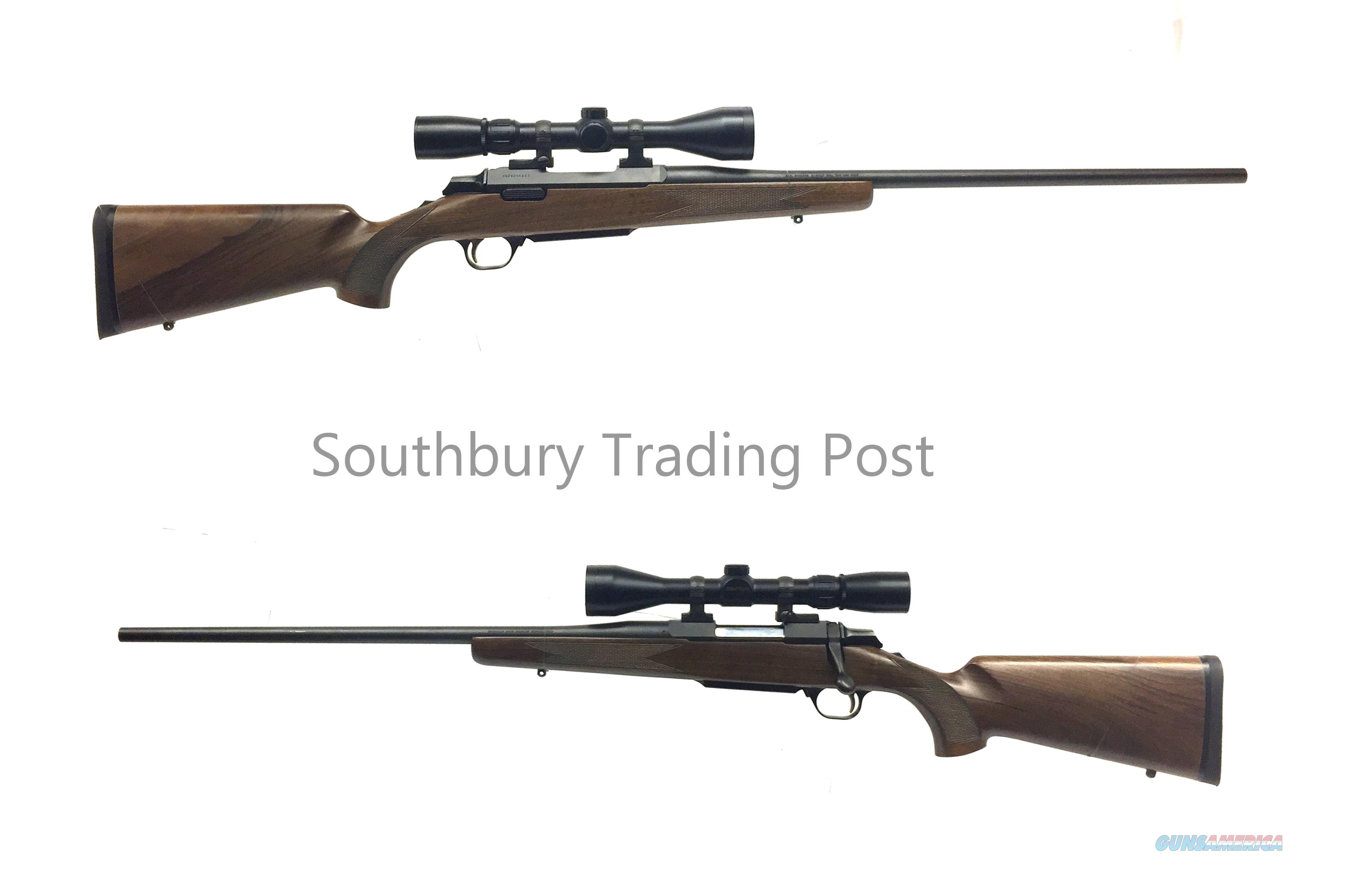 Browning A-Bolt Hunter 7mm WSM Left Hand W/ Scope  Guns > Rifles > Browning Rifles > Bolt Action > Hunting > Blue