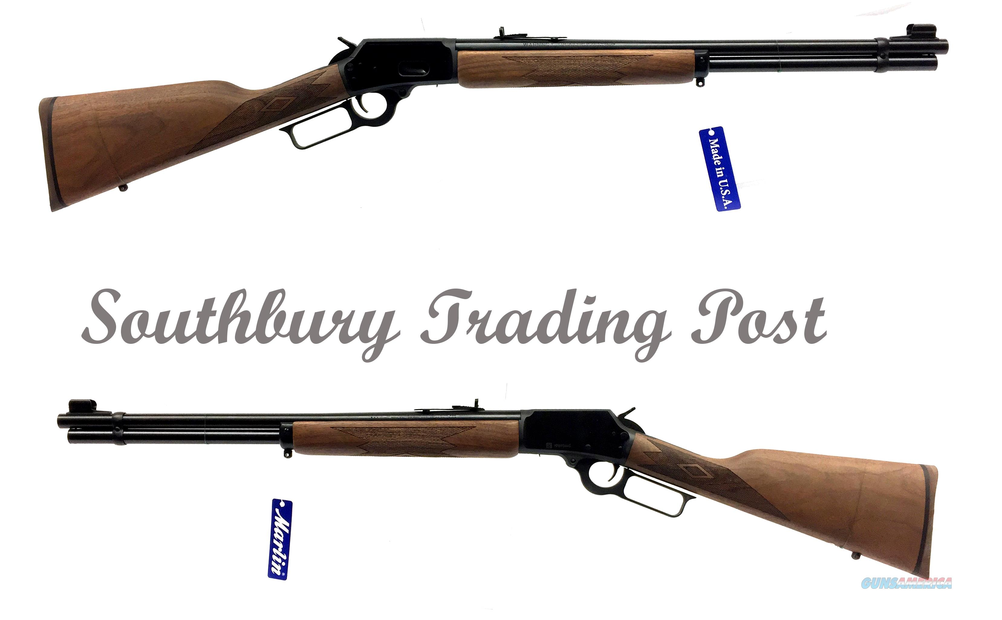Marlin Model 1894 Lever-Action Rifle  Guns > Rifles > Marlin Rifles > Replica