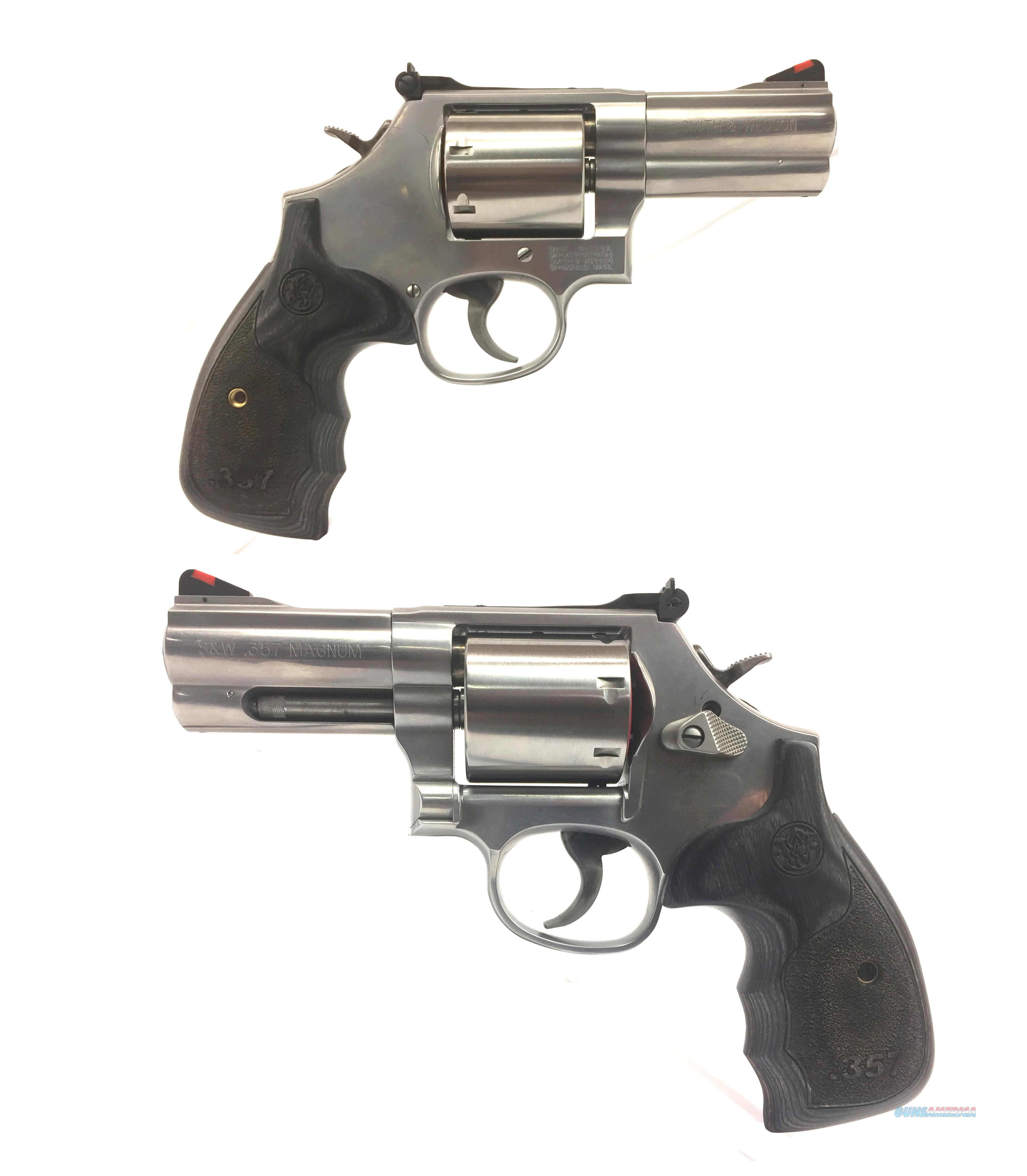 Smith & Wesson Model 686 .357 Magnum Revolver  Guns > Pistols > Smith & Wesson Revolvers > Med. Frame ( K/L )