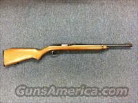 Glenfield Model 75 .22 L/R MFG. by Marlin Firearms Co.  Guns > Rifles > Marlin Rifles > Modern > Semi-auto