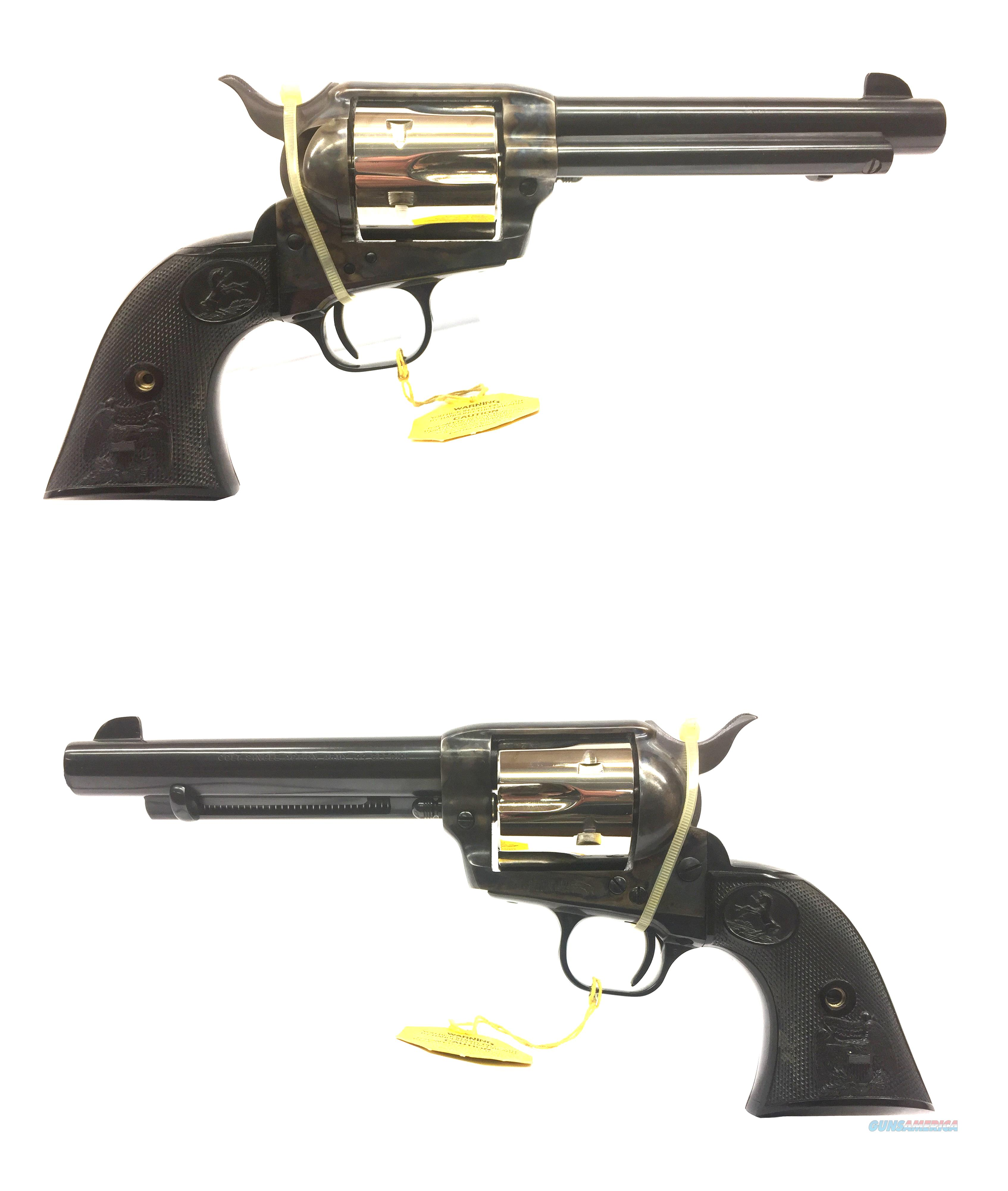 Colt 1750AA Single-Action Army .44 Special Revolver  Guns > Pistols > Colt Single Action Revolvers - 3rd Gen.