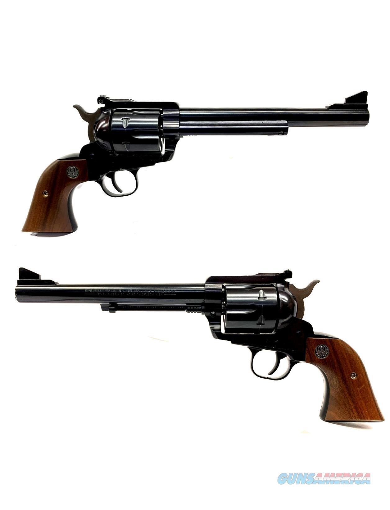 Ruger New Model Blackhawk .45COLT Revolver  Guns > Pistols > Ruger Single Action Revolvers > Blackhawk Type