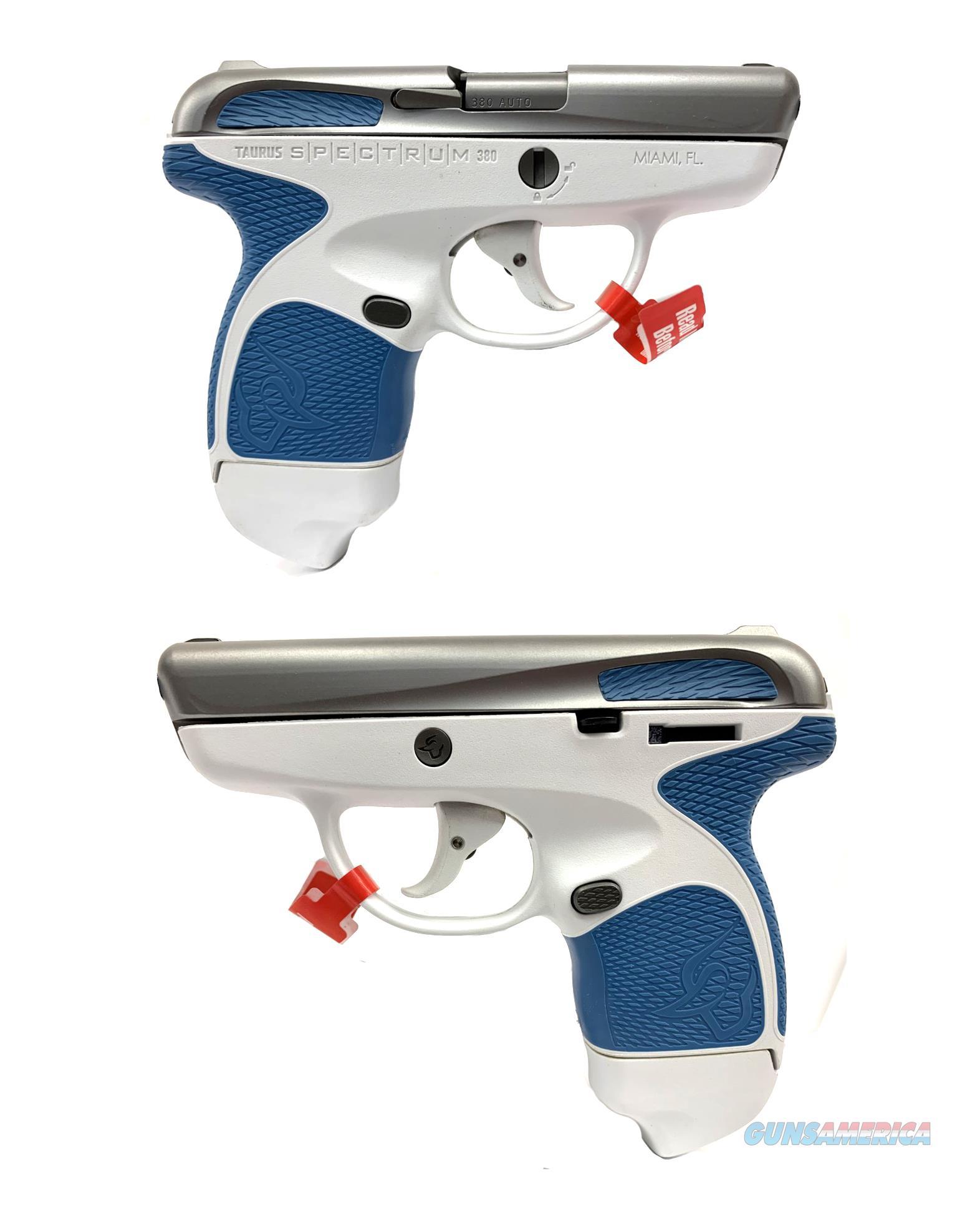 Taurus Spectrum .380AUTO Micro Pistol  Guns > Pistols > Taurus Pistols > Semi Auto Pistols > Polymer Frame