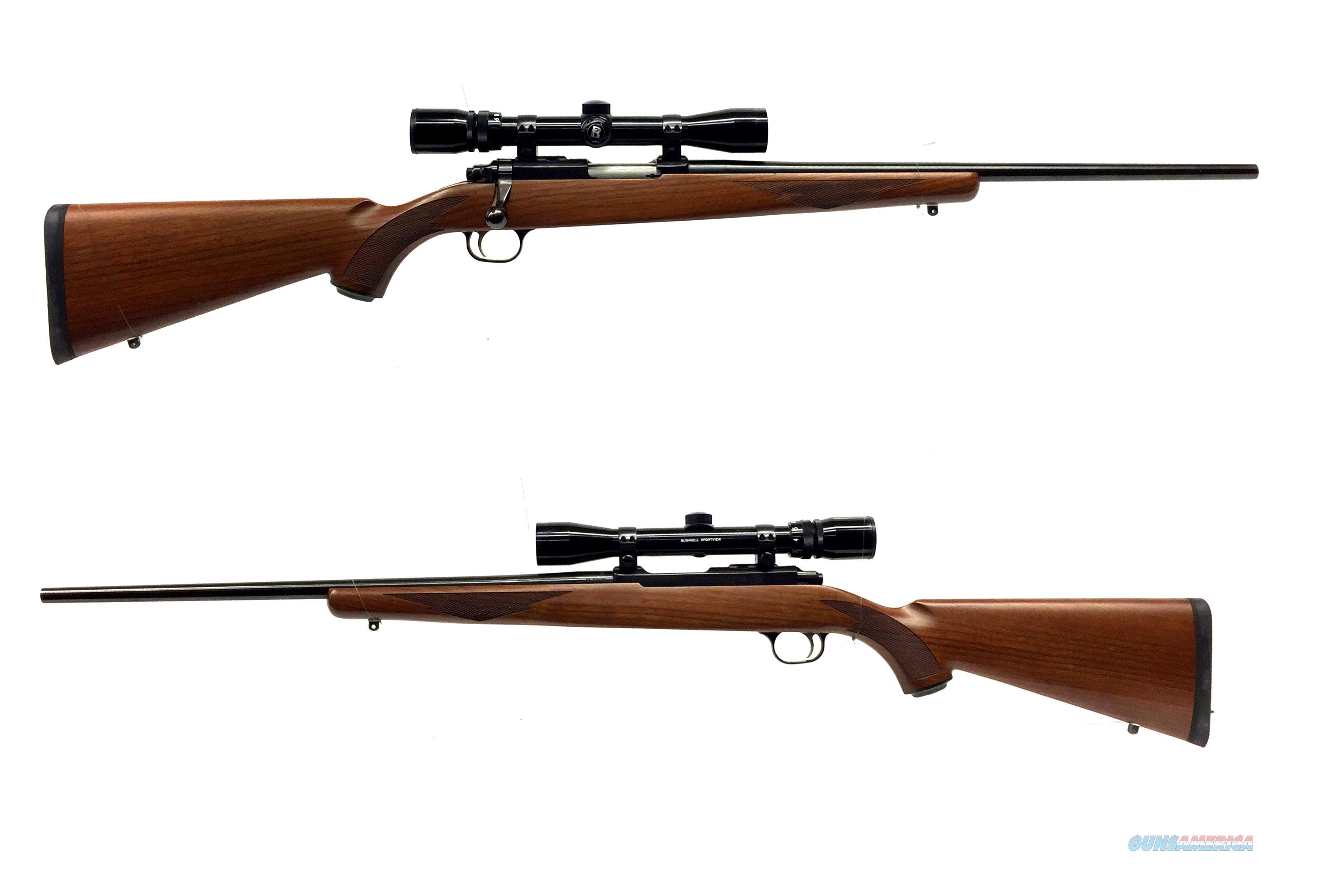 Ruger Model 77/22 Hornet Bolt-Action Rifle w/ Scope  Guns > Rifles > Ruger Rifles > Model 77