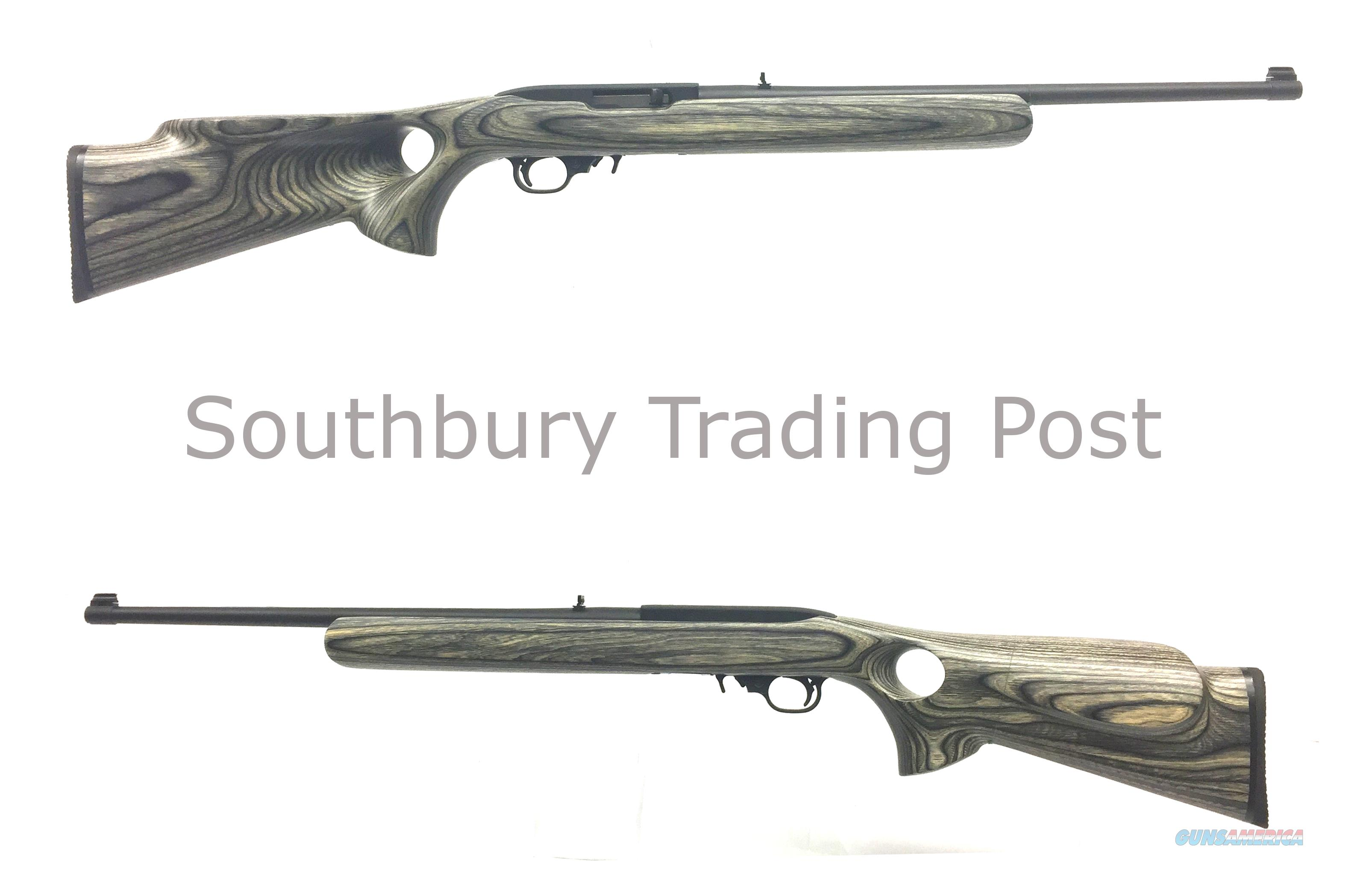 Ruger 10/22 w/ Laminate Wood Thumbhole Stock  Guns > Rifles > Ruger Rifles > 10-22