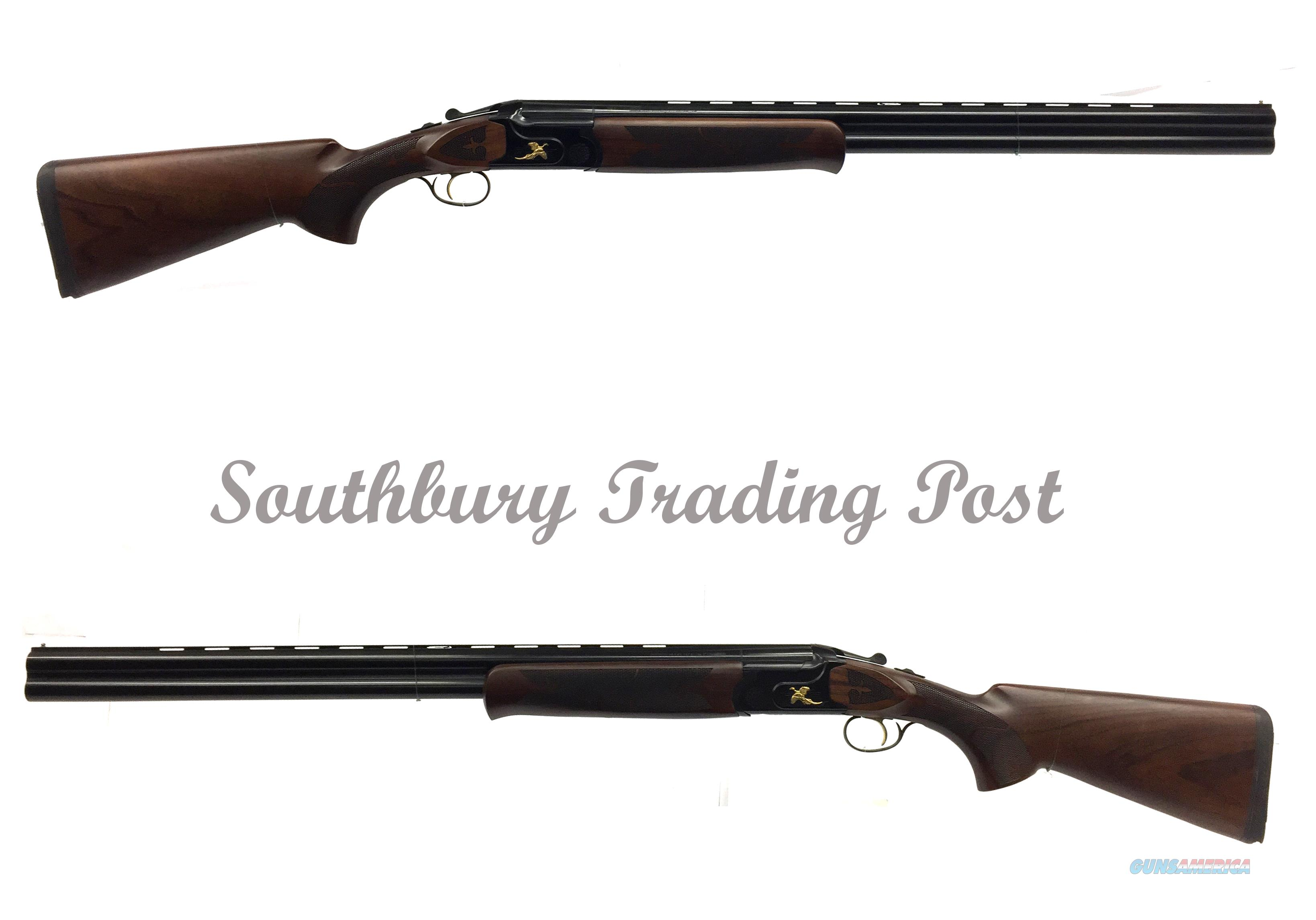 Stevens Model 512 Gold Wing 12 Gauge Over/ Under Shotgun  Guns > Shotguns > Stevens Shotguns