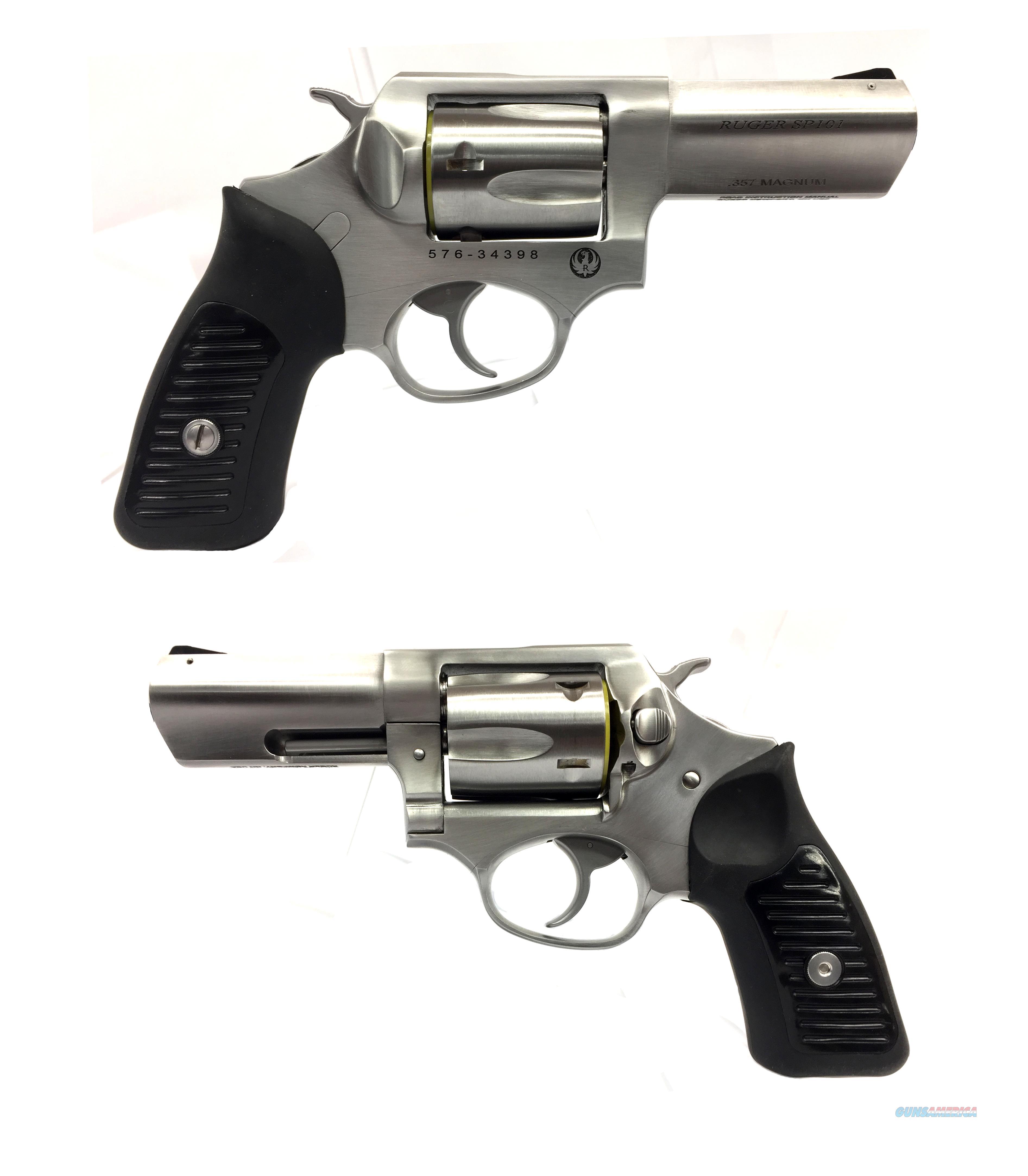 Ruger Model SP101 Revolver  Guns > Pistols > Ruger Double Action Revolver > SP101 Type