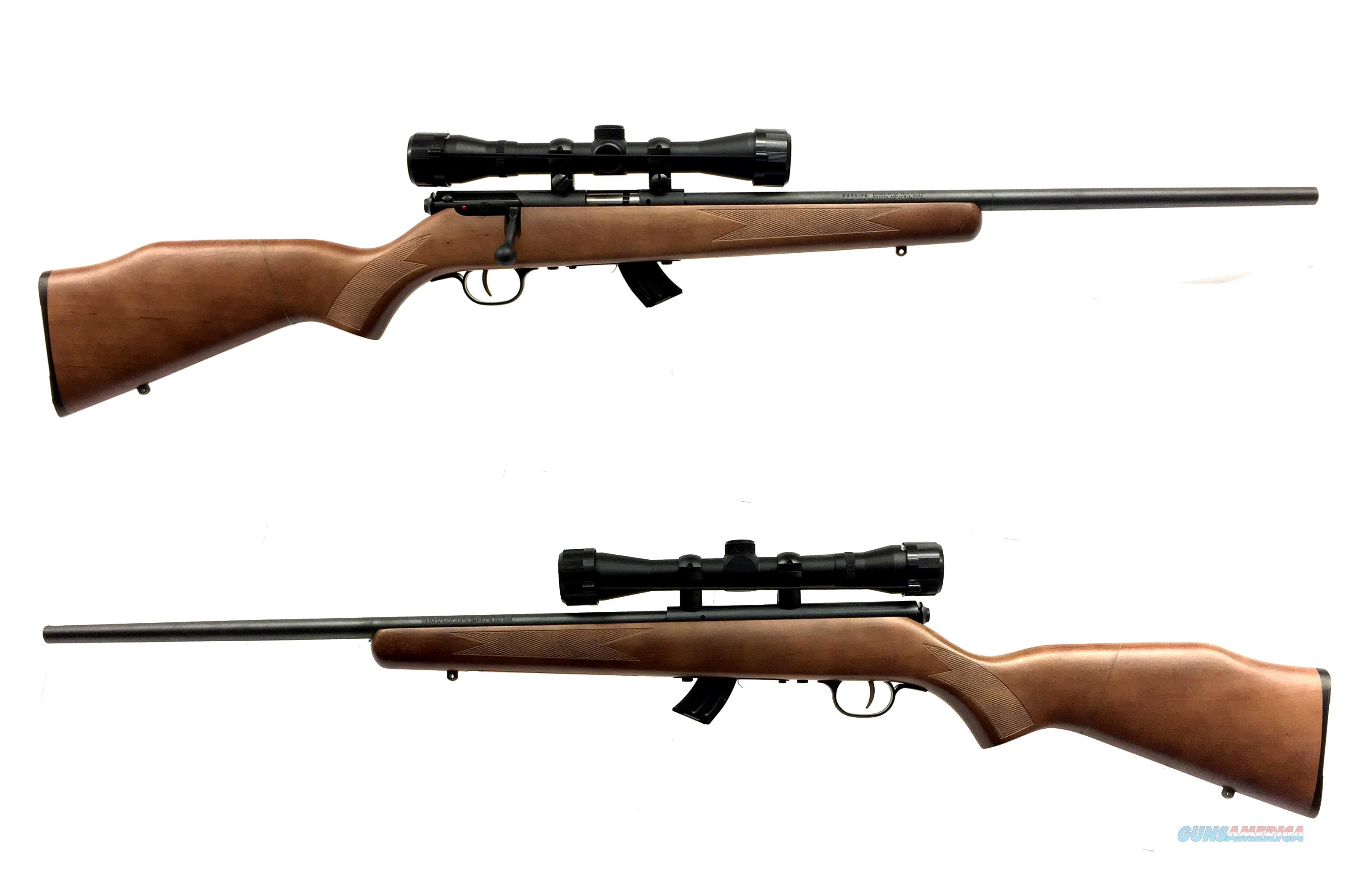 Savage Mark II .22LR Bolt-Action Rifle  Guns > Rifles > Savage Rifles > Rimfire
