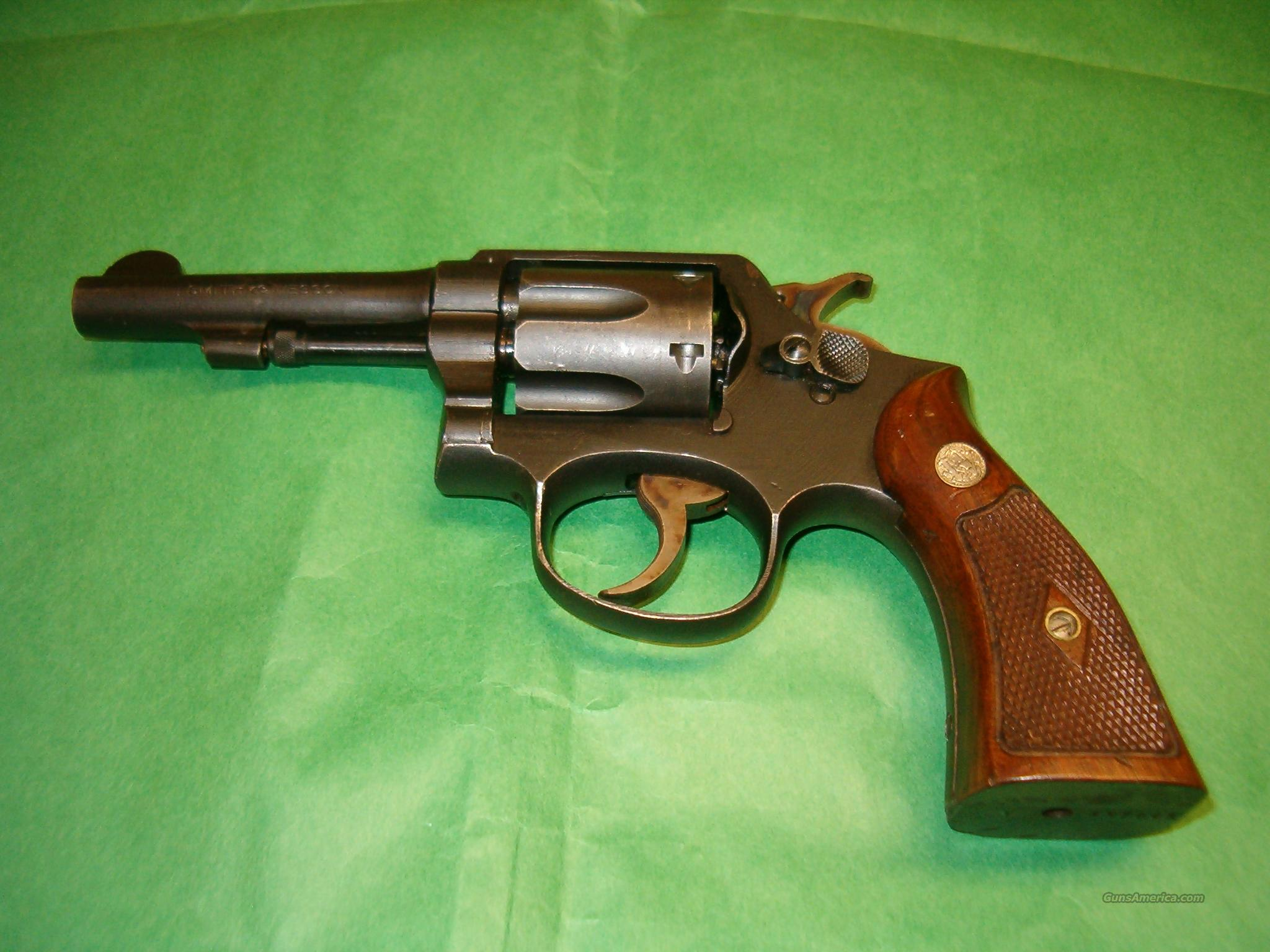 Smith & Wesson (1942) Victory Model M&P .38spl  Guns > Pistols > Smith & Wesson Revolvers > Pre-1945