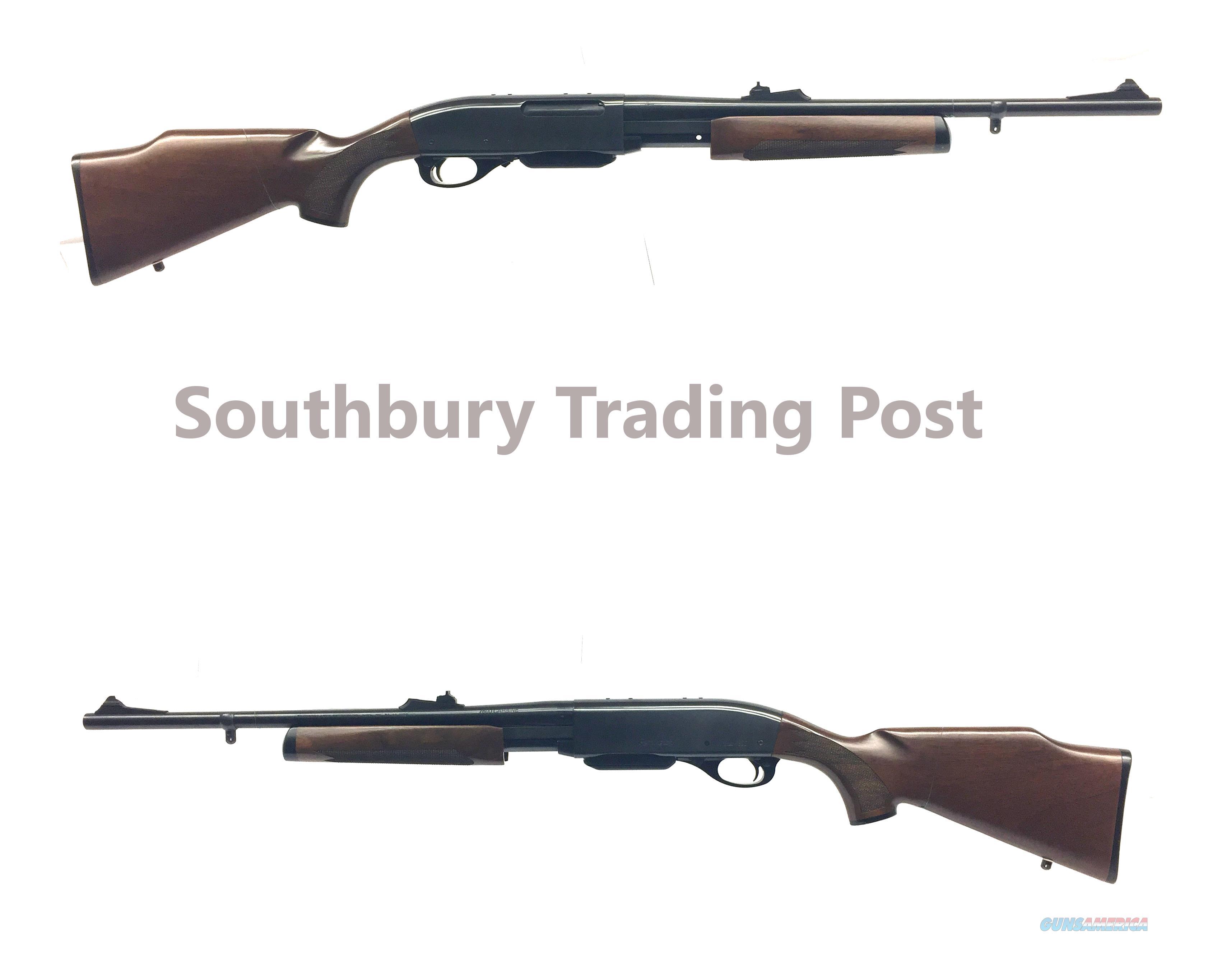 Remington 7600 Center-fire Pump-Action Carbine ... for sale