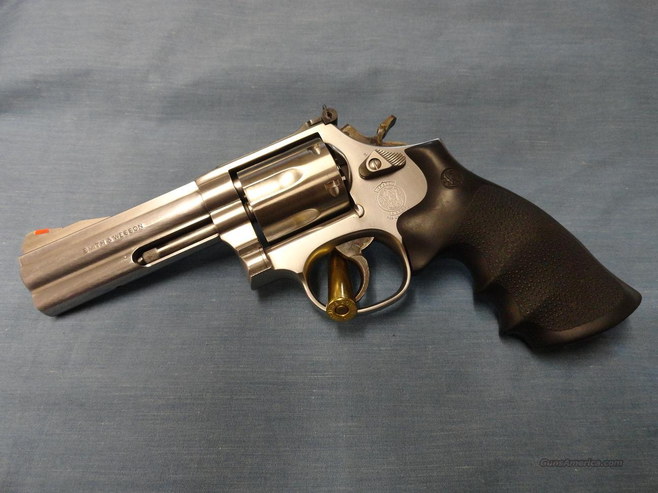 Smith & Wesson Model 686-4 .357 Magnum  Guns > Pistols > Smith & Wesson Revolvers > Full Frame Revolver