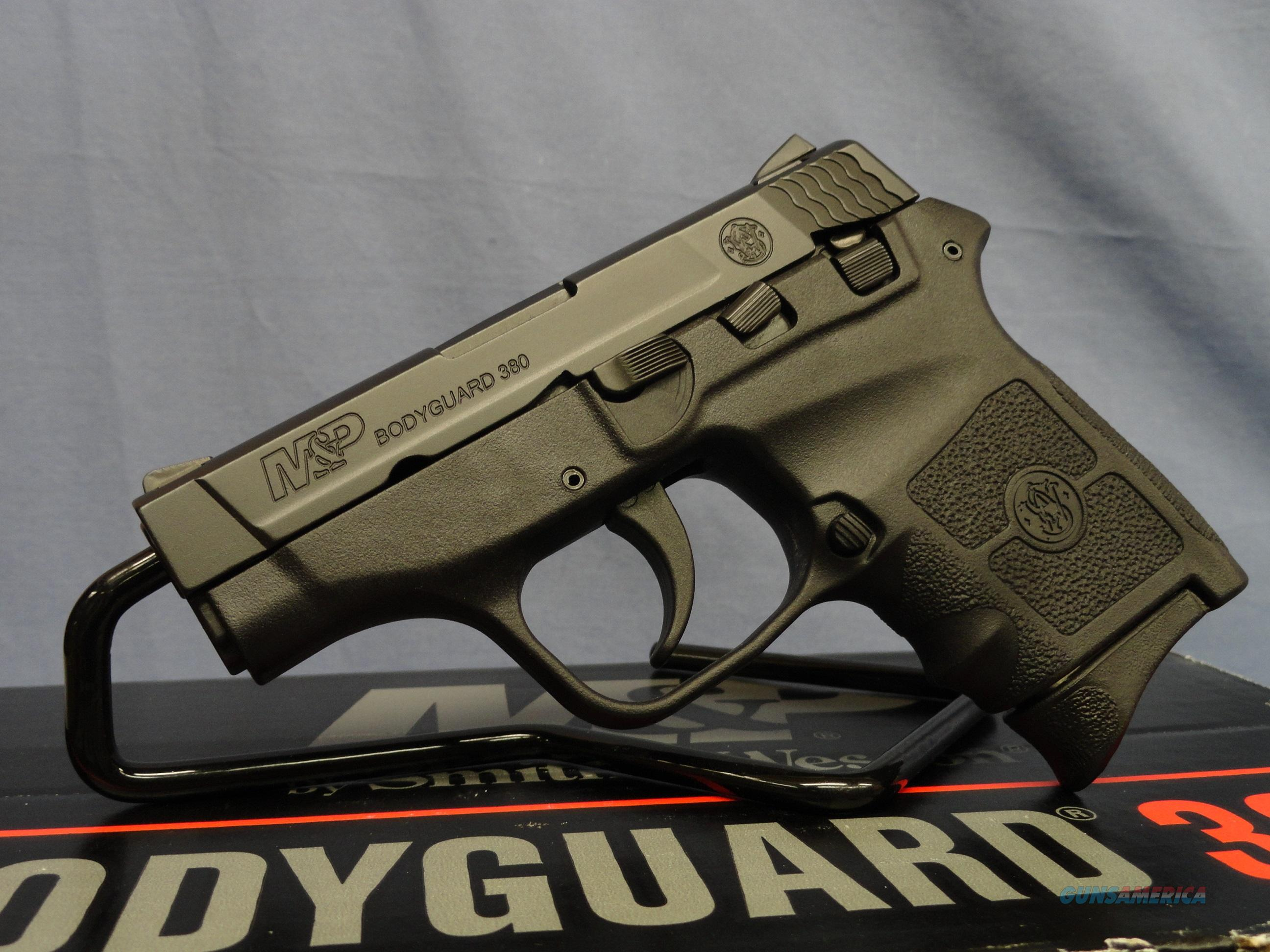 Smith & Wesson Bodyguard .380  Guns > Pistols > Smith & Wesson Pistols - Autos > Polymer Frame