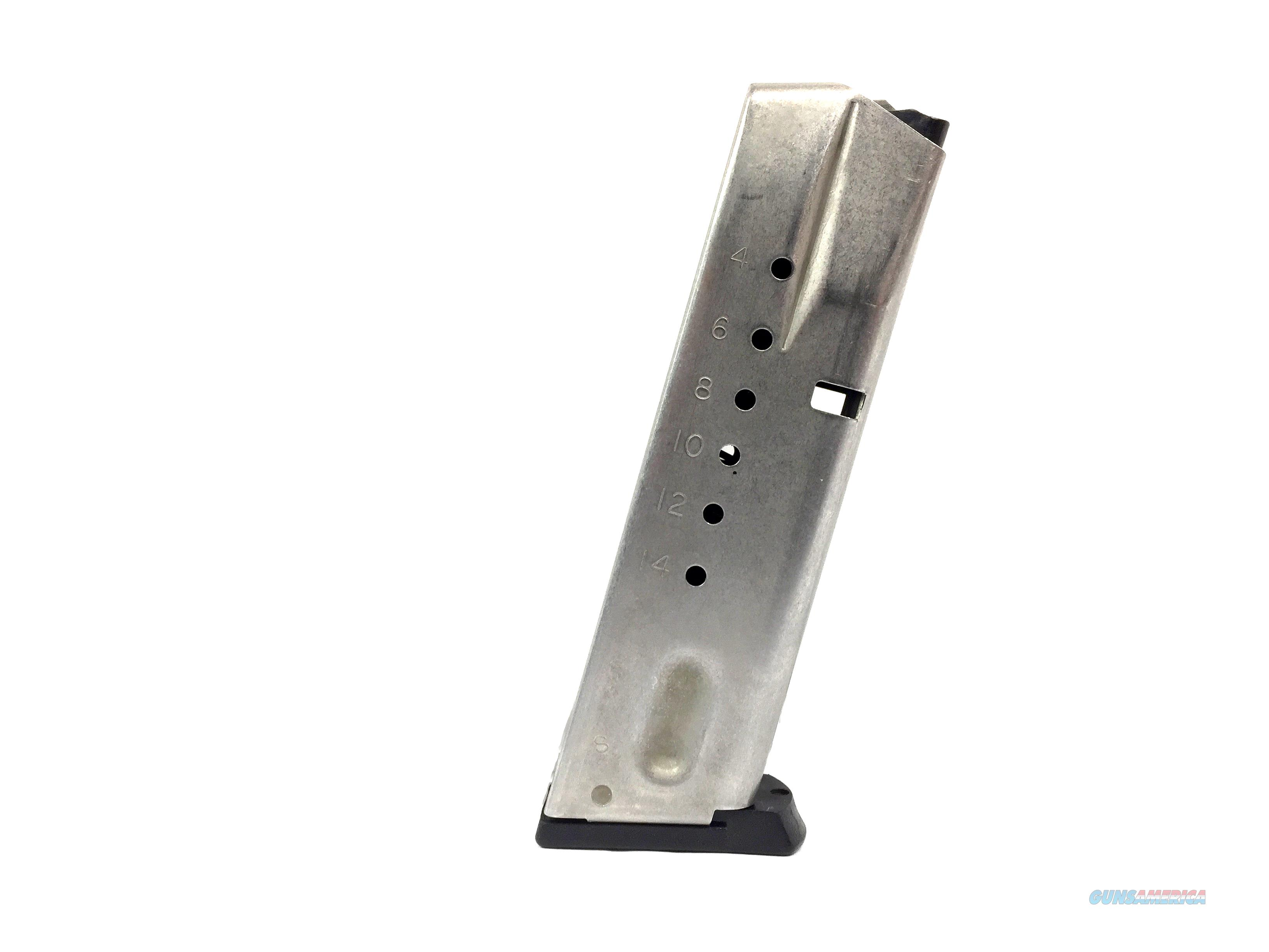 Smith & Wesson Model 59 15 Round Magazine  Non-Guns > Magazines & Clips > Pistol Magazines > Smith & Wesson