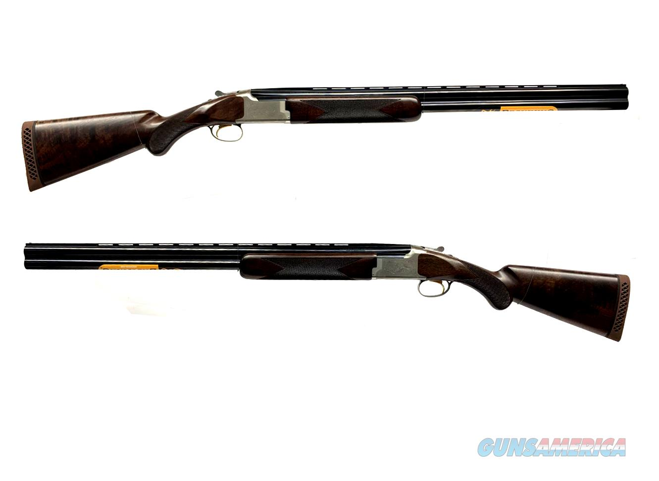 Browning Citori White Lightning 12GA O/U Shotgun  Guns > Shotguns > Browning Shotguns > Over Unders > Citori > Trap/Skeet