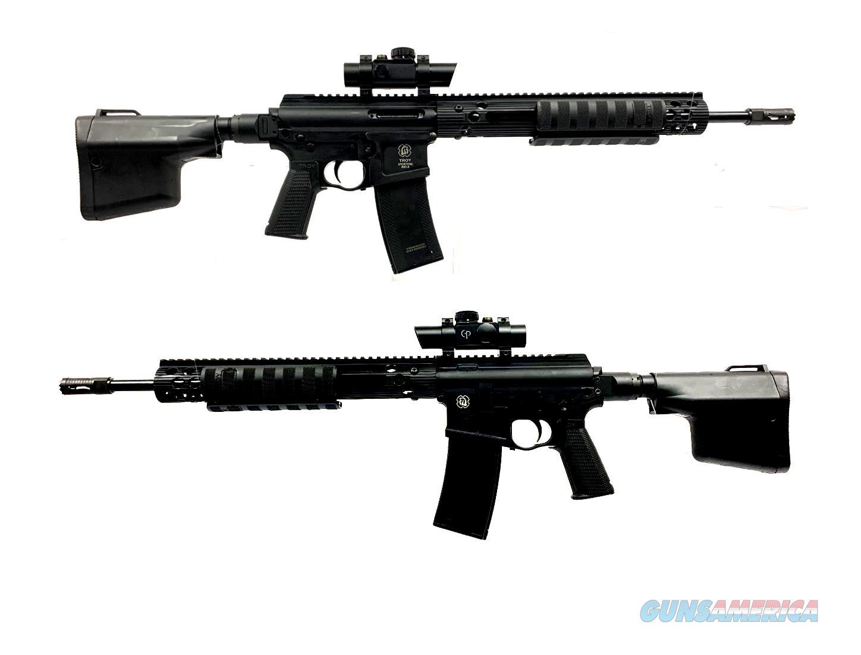 Troy Pump-Action Sporting Rifle W/ Optic  Guns > Rifles > Troy Defense > Troy Defense Rifles